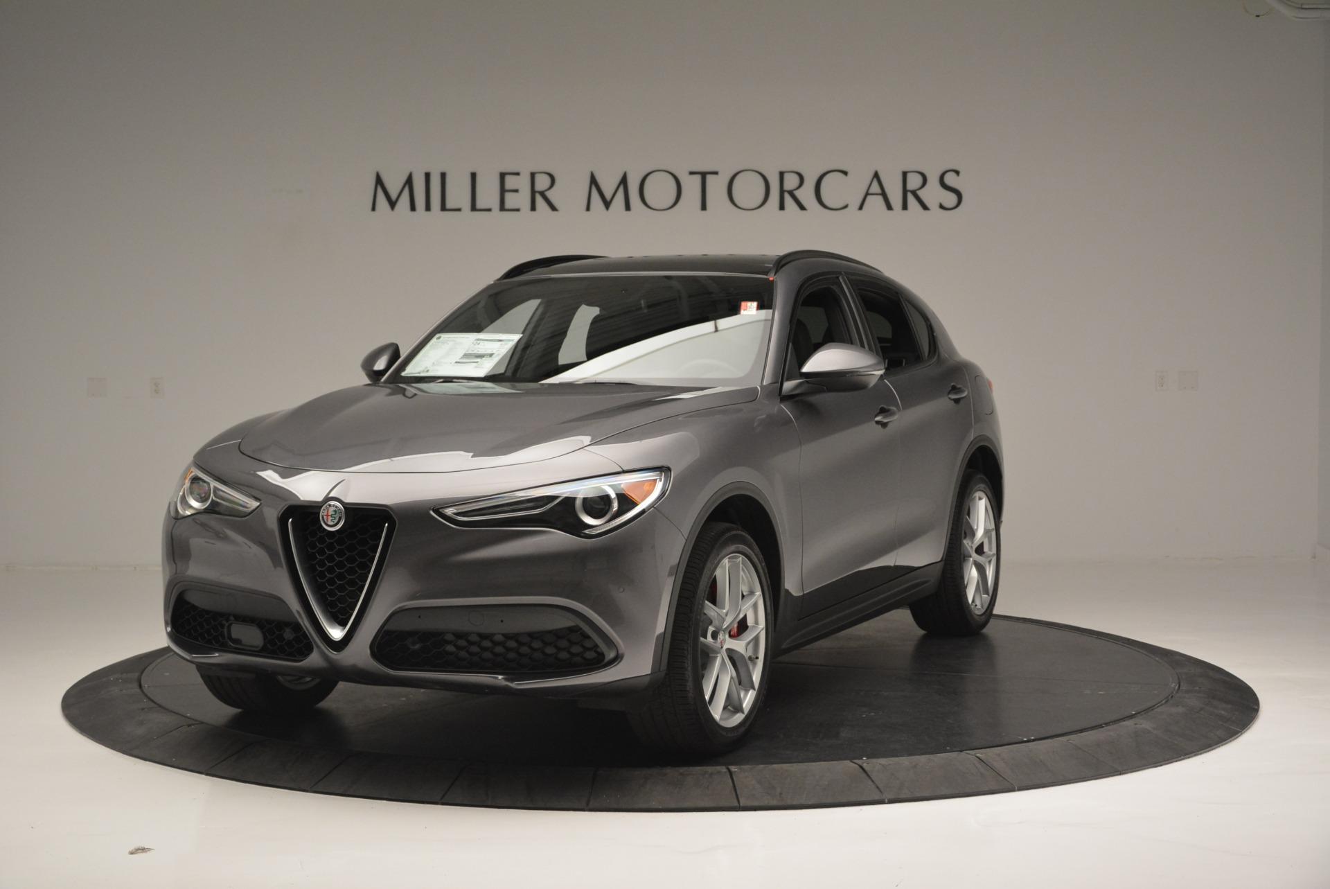 New 2018 Alfa Romeo Stelvio Ti Sport Q4 For Sale In Greenwich, CT 1850_main