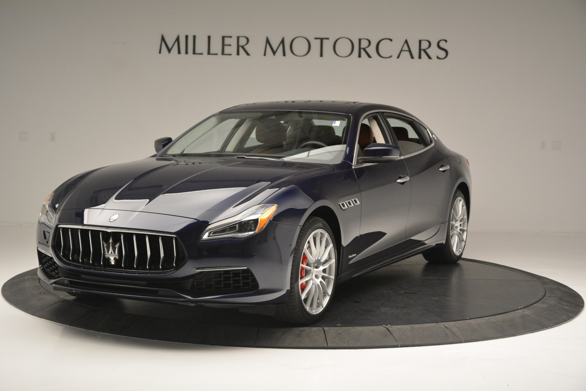 New 2018 Maserati Quattroporte S Q4 GranLusso For Sale In Greenwich, CT 1859_main