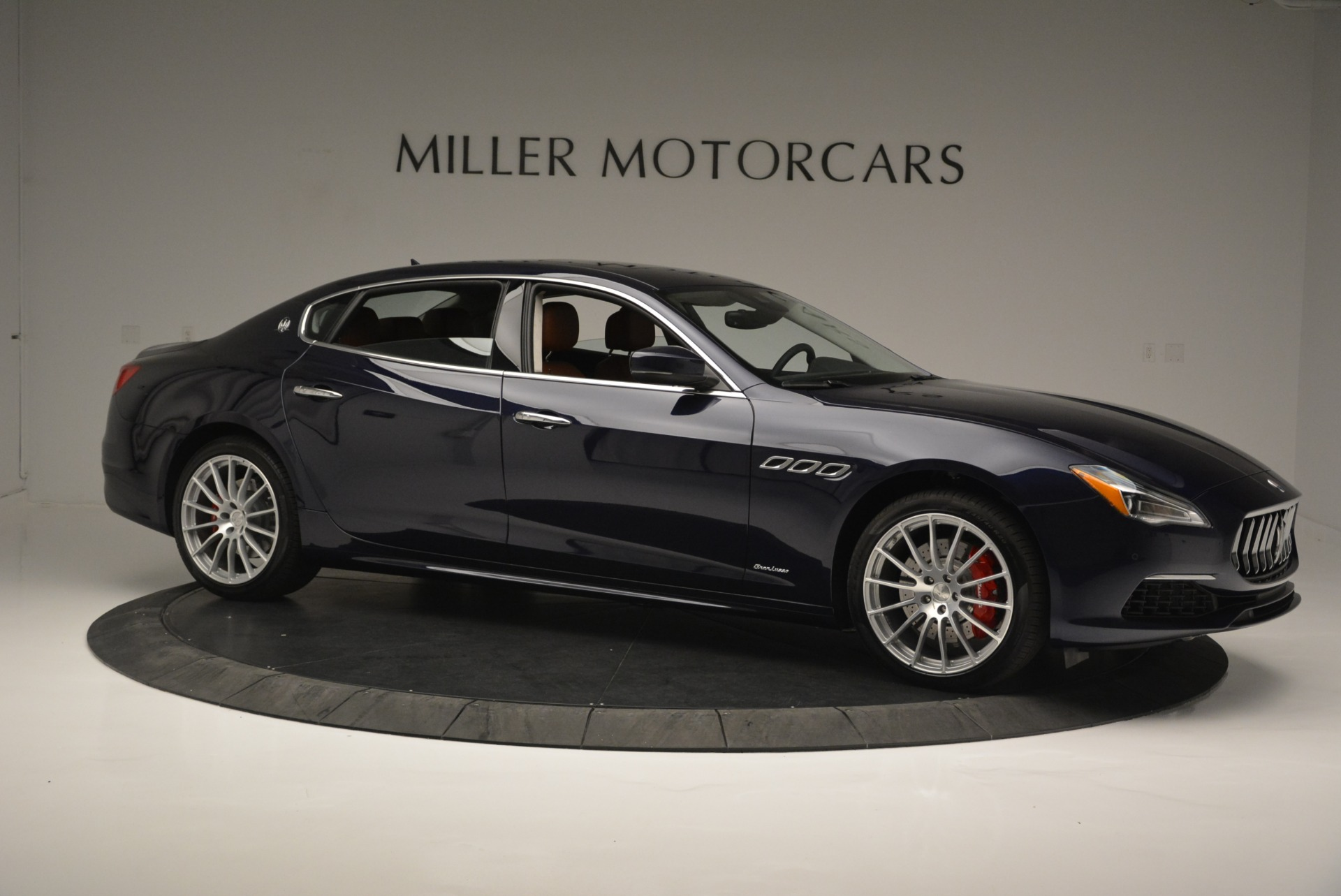 New 2018 Maserati Quattroporte S Q4 GranLusso For Sale In Greenwich, CT 1859_p11