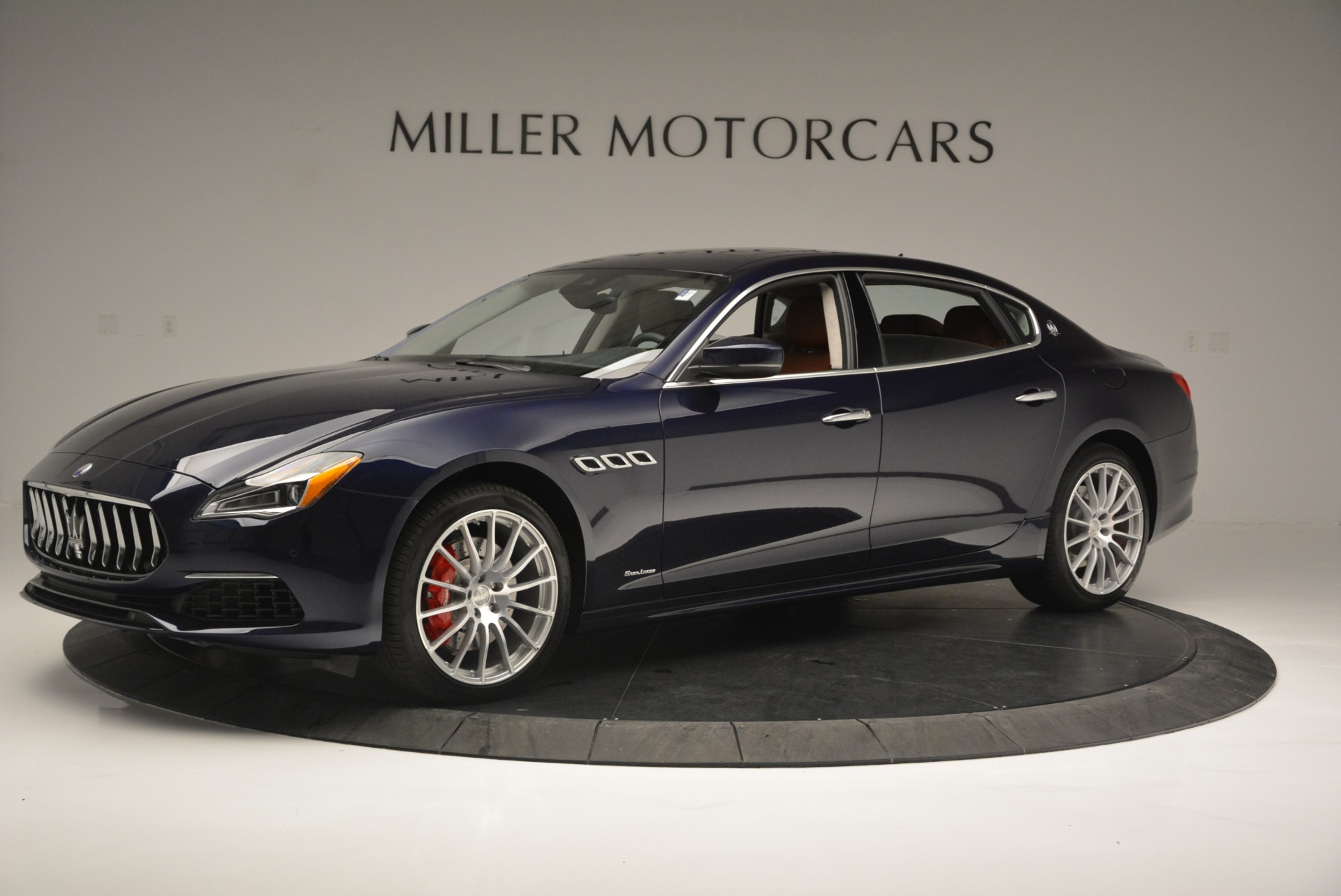 New 2018 Maserati Quattroporte S Q4 GranLusso For Sale In Greenwich, CT 1859_p2