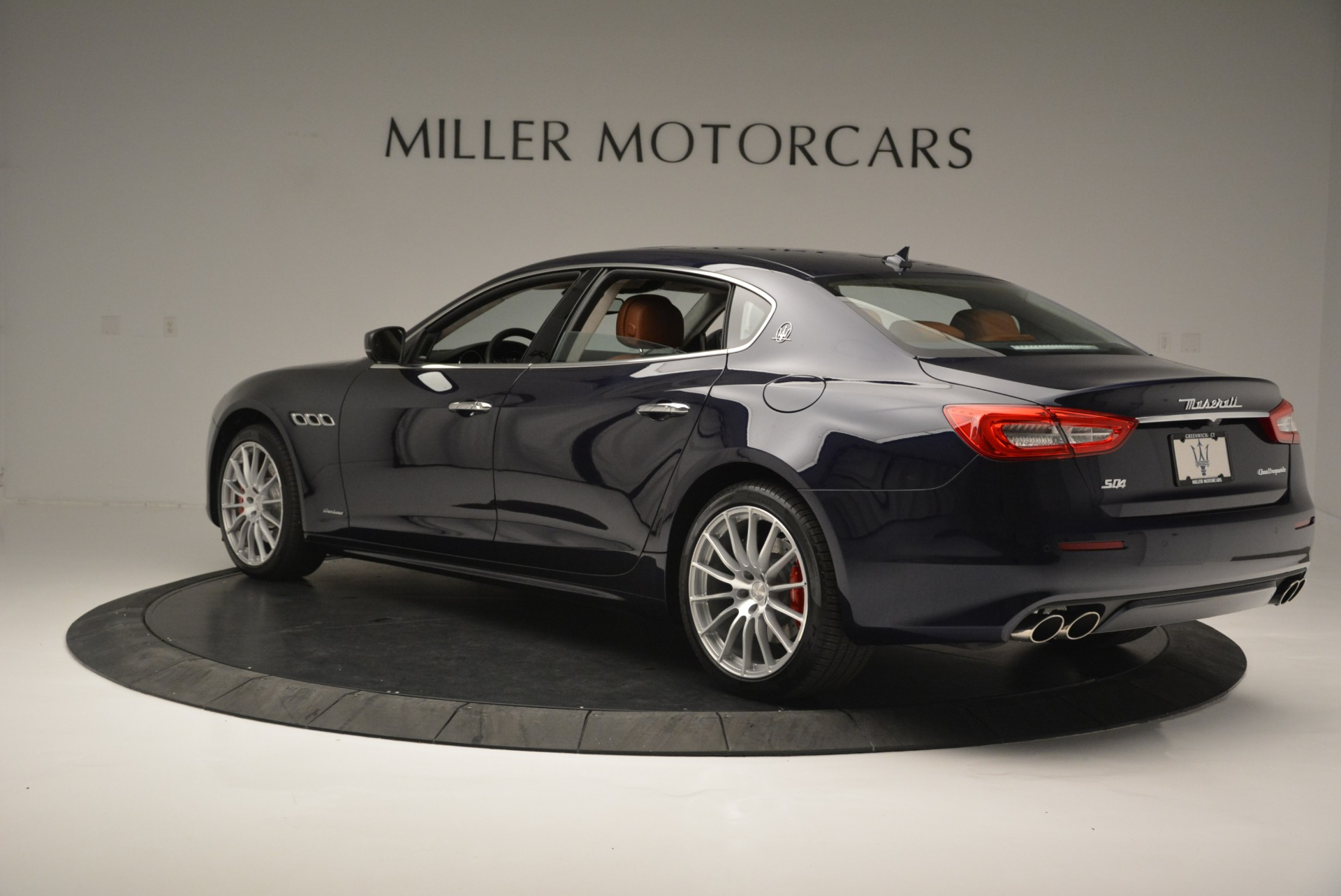 New 2018 Maserati Quattroporte S Q4 GranLusso For Sale In Greenwich, CT 1859_p5