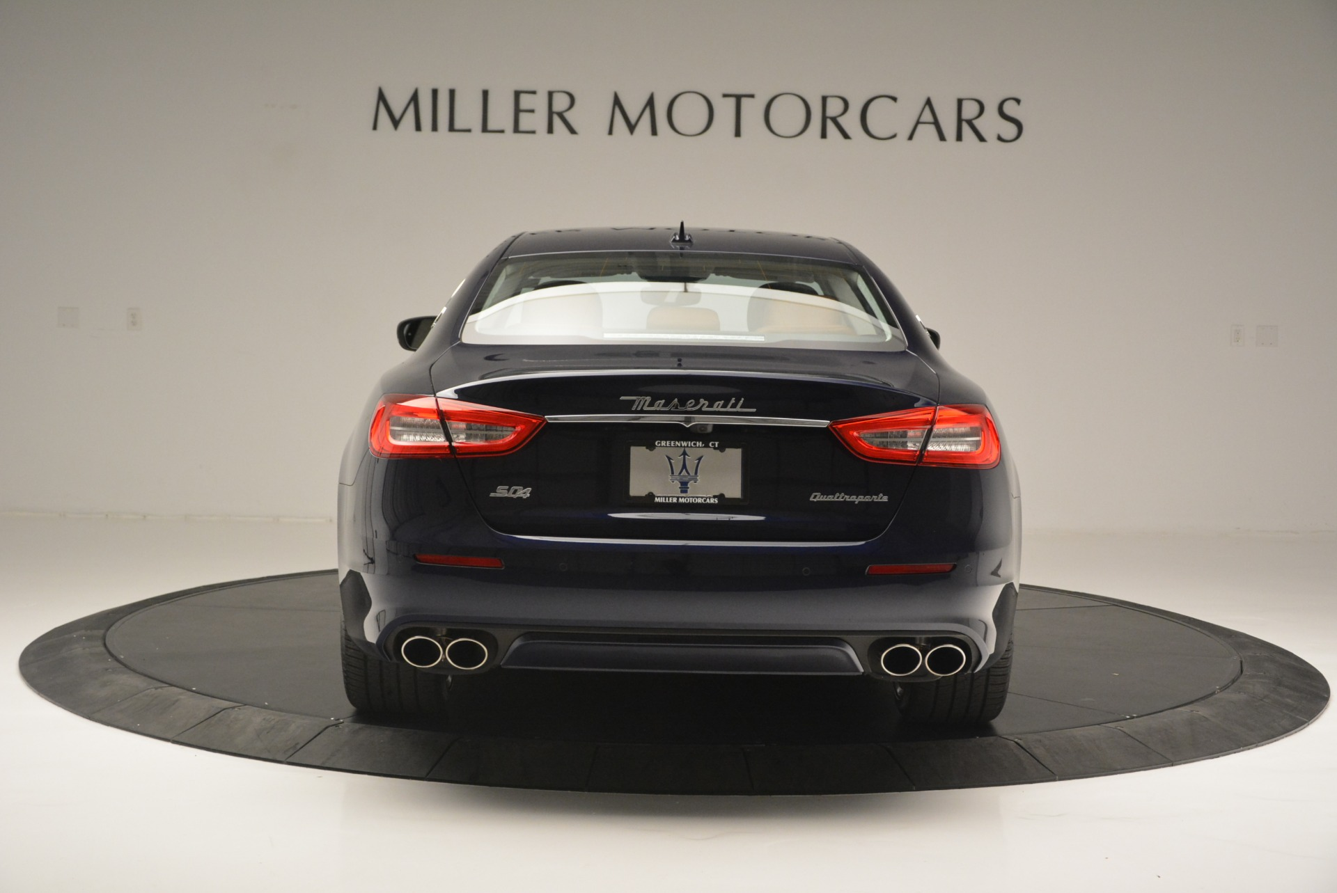 New 2018 Maserati Quattroporte S Q4 GranLusso For Sale In Greenwich, CT 1859_p6