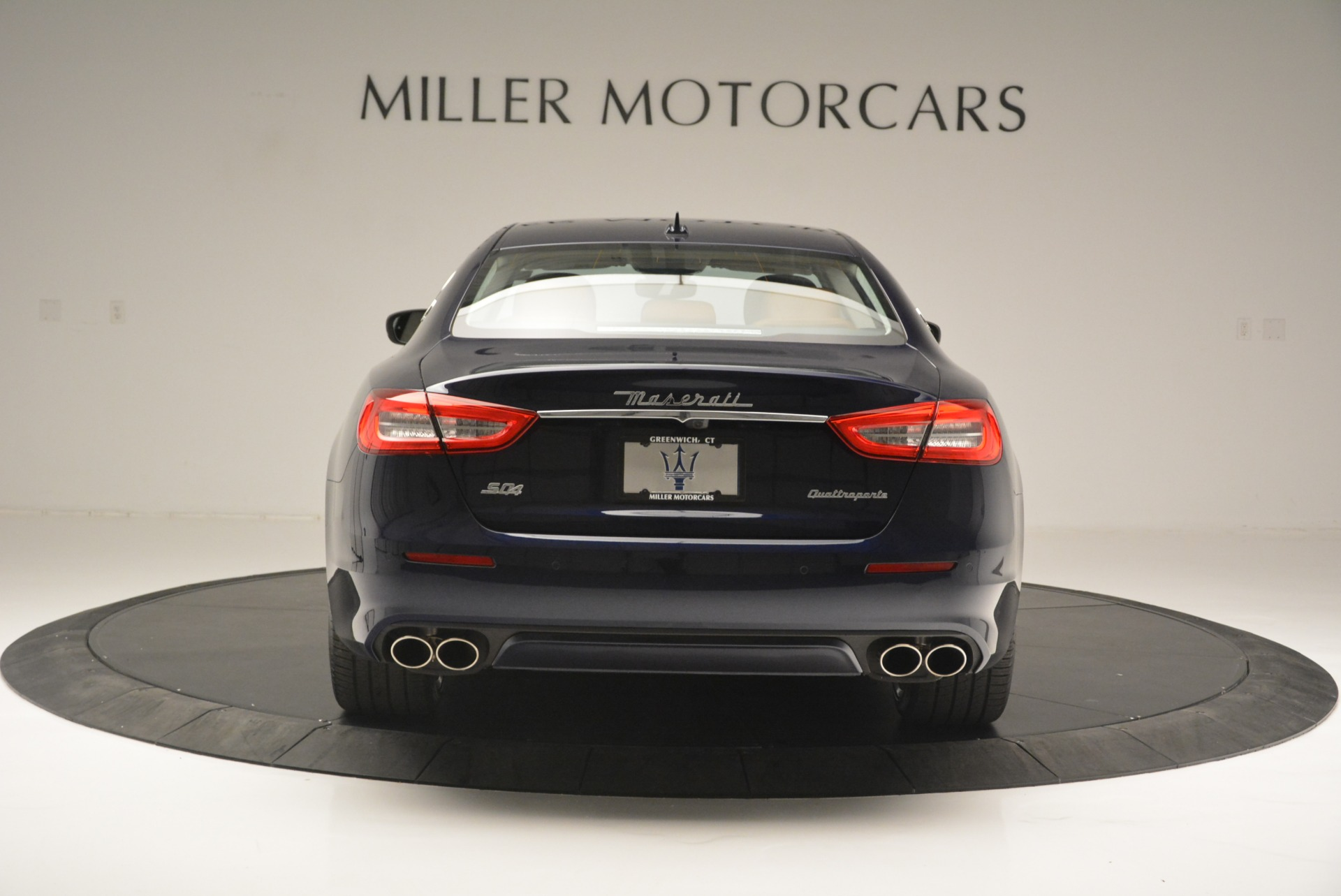 New 2018 Maserati Quattroporte S Q4 GranLusso For Sale In Greenwich, CT 1859_p7