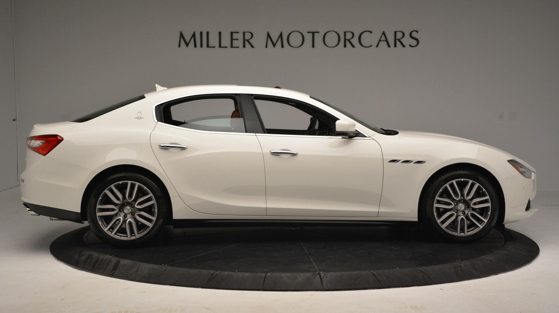 Used 2016 Maserati Ghibli S Q4 For Sale In Greenwich, CT 186_p10