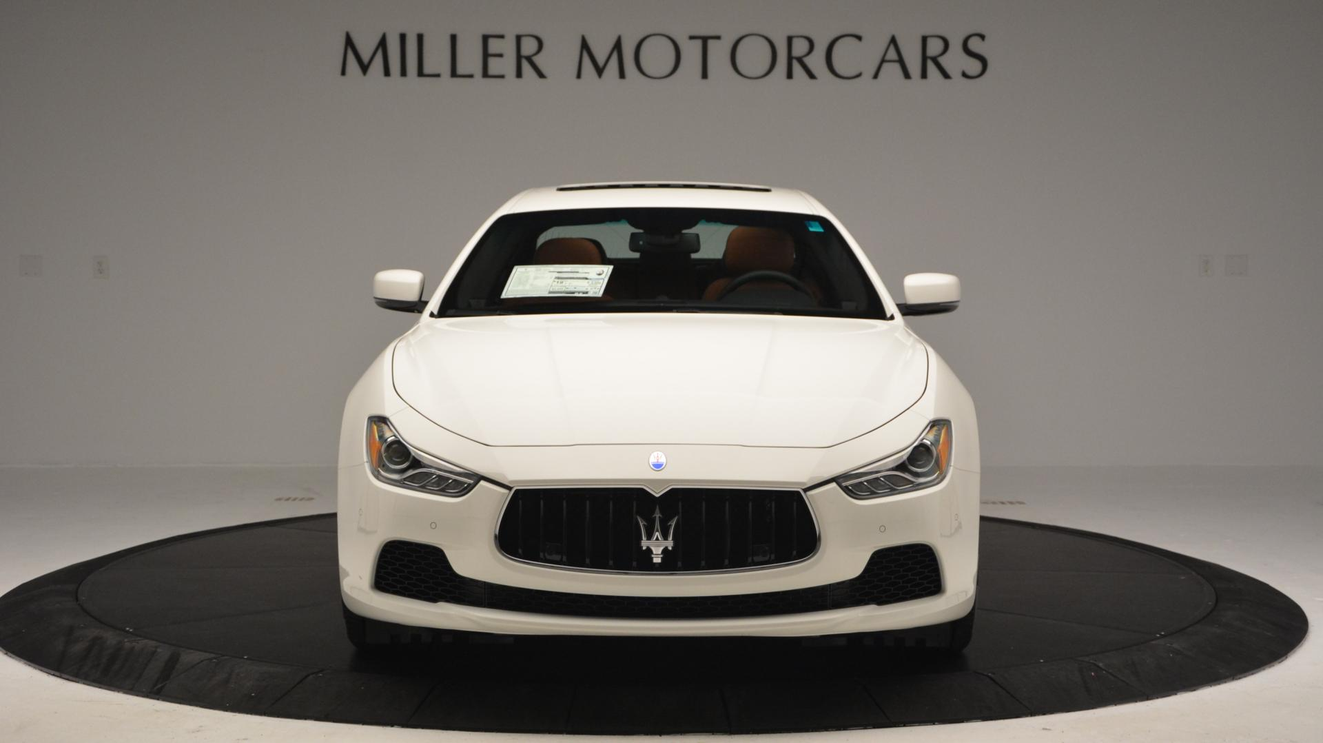 Used 2016 Maserati Ghibli S Q4 For Sale In Greenwich, CT 186_p13