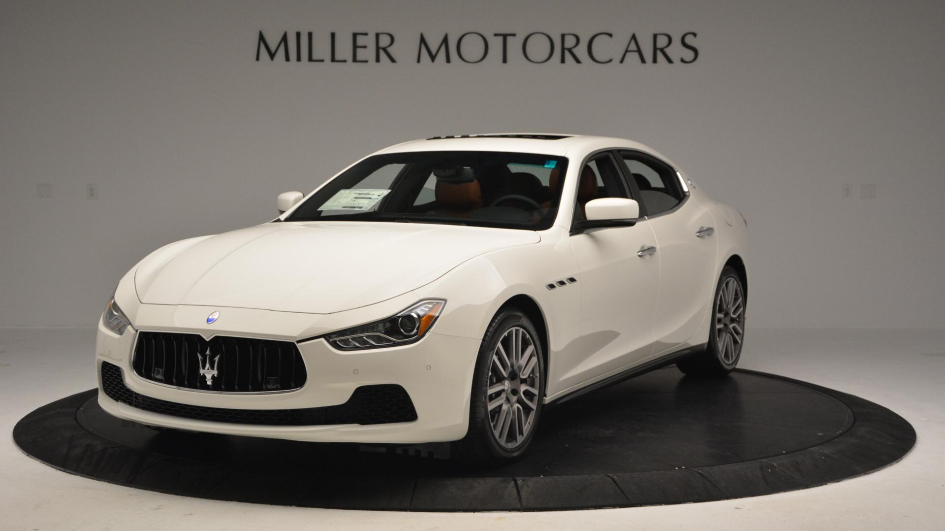 Used 2016 Maserati Ghibli S Q4 For Sale In Greenwich, CT 186_p2