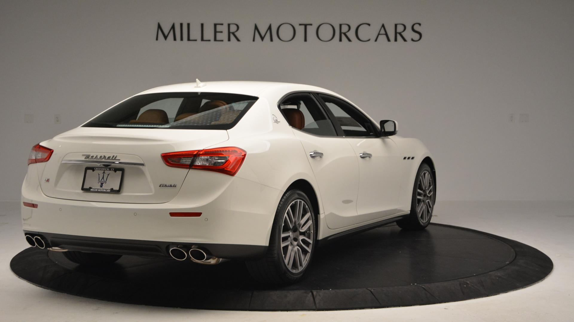 Used 2016 Maserati Ghibli S Q4 For Sale In Greenwich, CT 186_p8