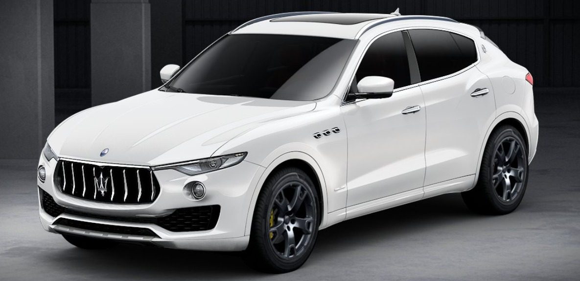 New 2018 Maserati Levante Q4 GranLusso For Sale In Greenwich, CT 1860_main