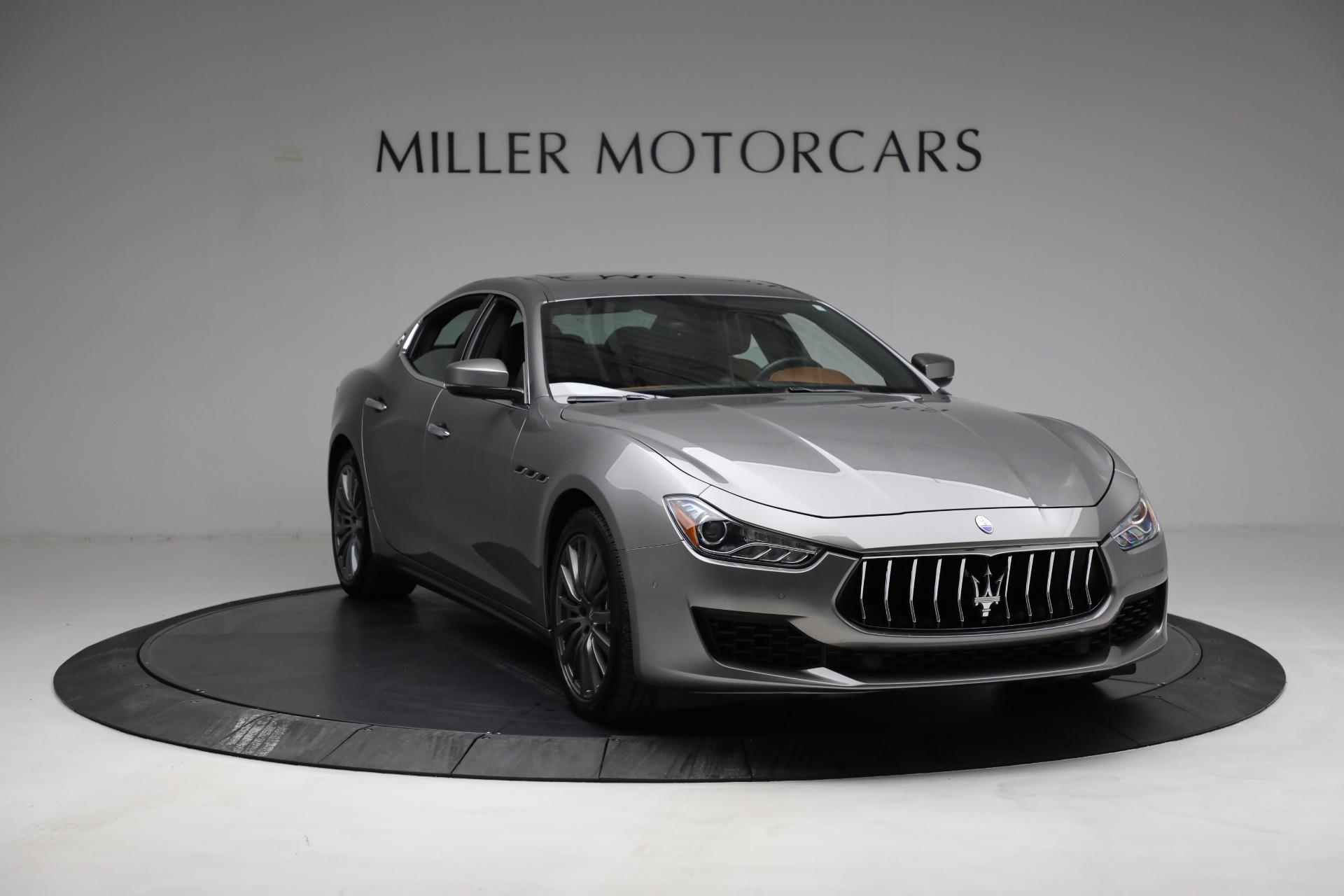 New 2018 Maserati Ghibli S Q4 For Sale In Greenwich, CT 1861_p11