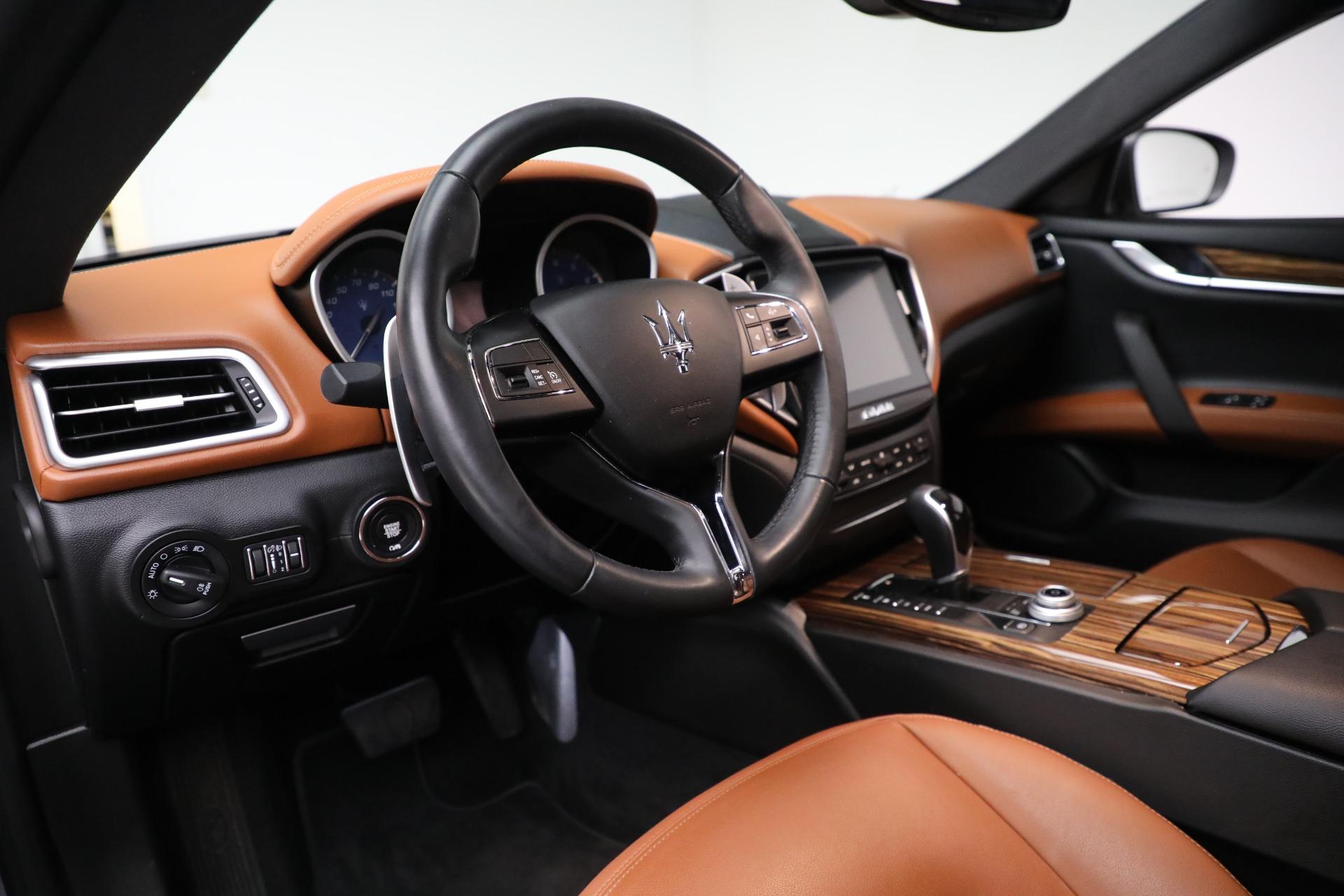 New 2018 Maserati Ghibli S Q4 For Sale In Greenwich, CT 1861_p13