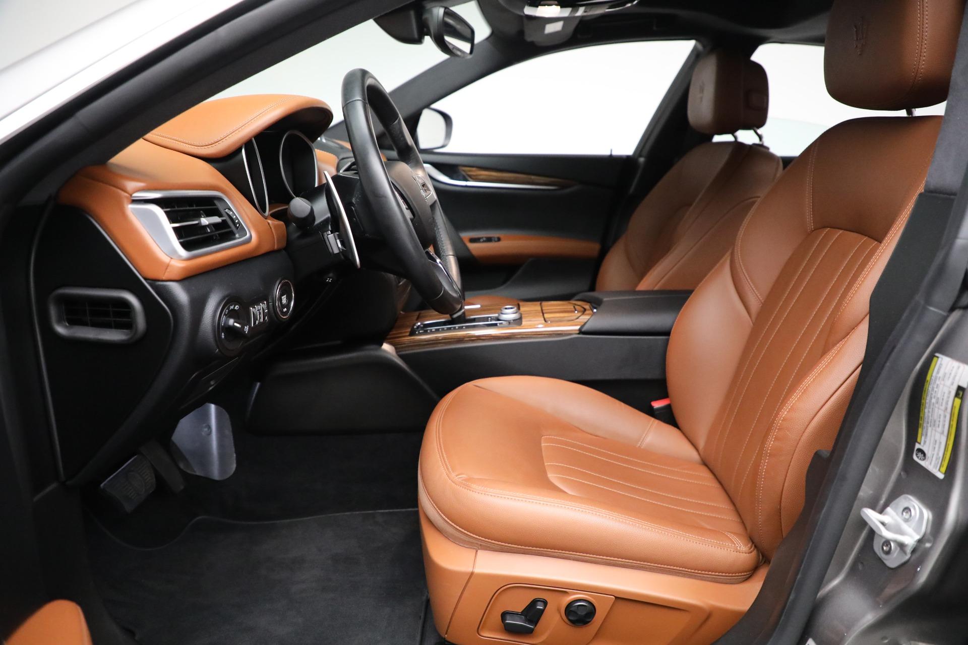 New 2018 Maserati Ghibli S Q4 For Sale In Greenwich, CT 1861_p14