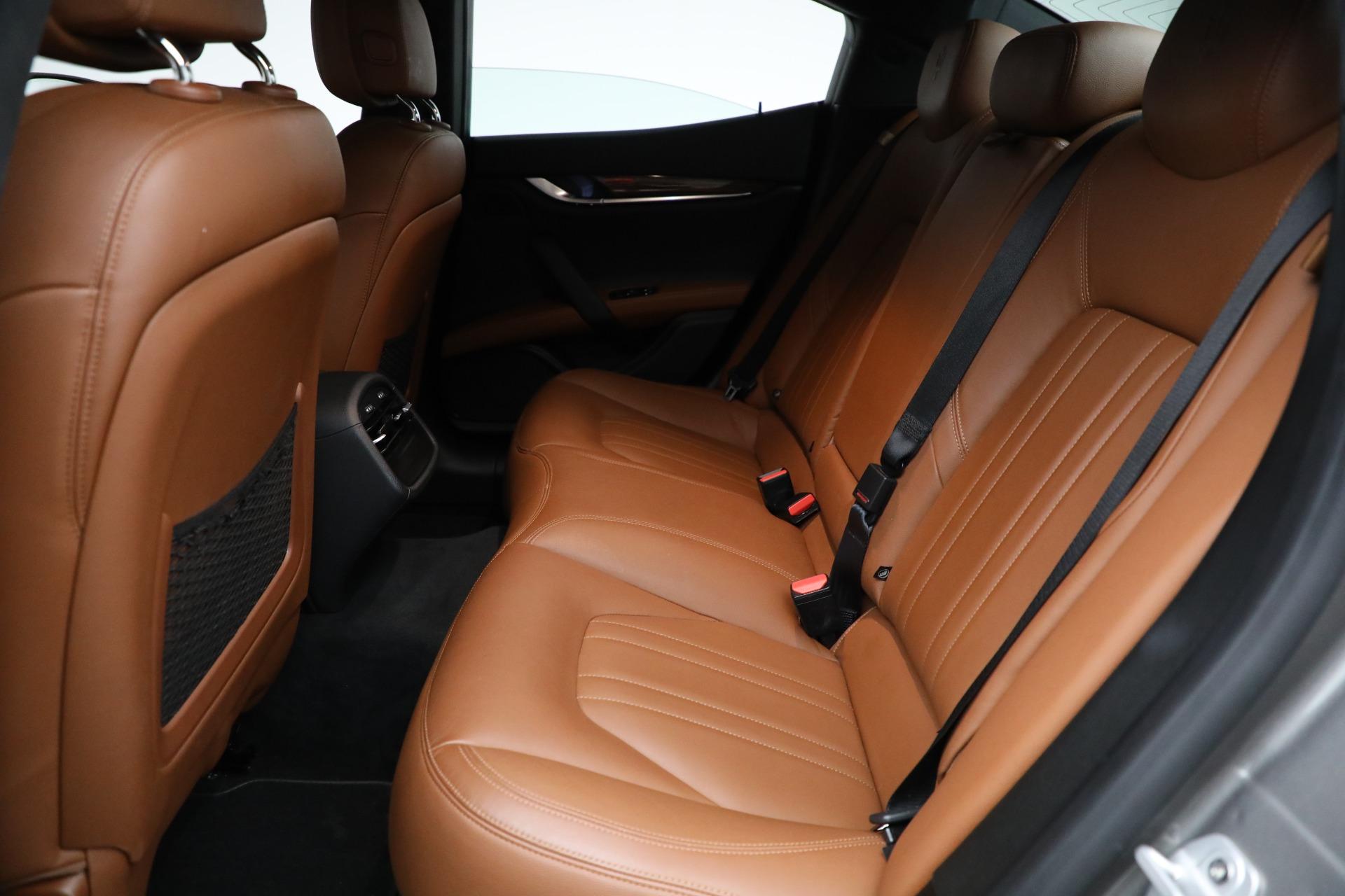 New 2018 Maserati Ghibli S Q4 For Sale In Greenwich, CT 1861_p17