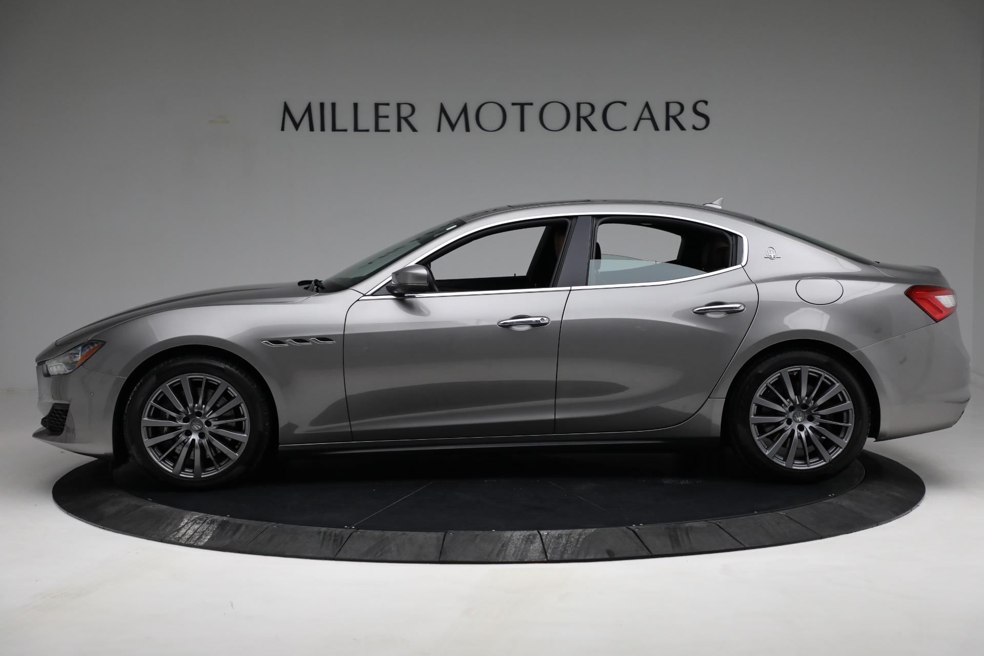 New 2018 Maserati Ghibli S Q4 For Sale In Greenwich, CT 1861_p3