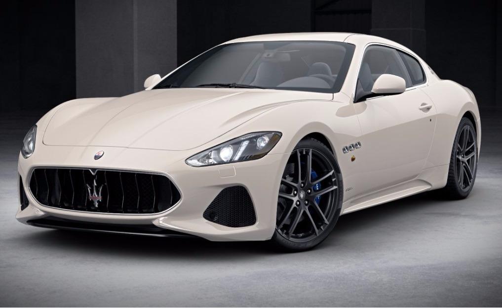 New 2018 Maserati GranTurismo Sport Coupe For Sale In Greenwich, CT 1862_main
