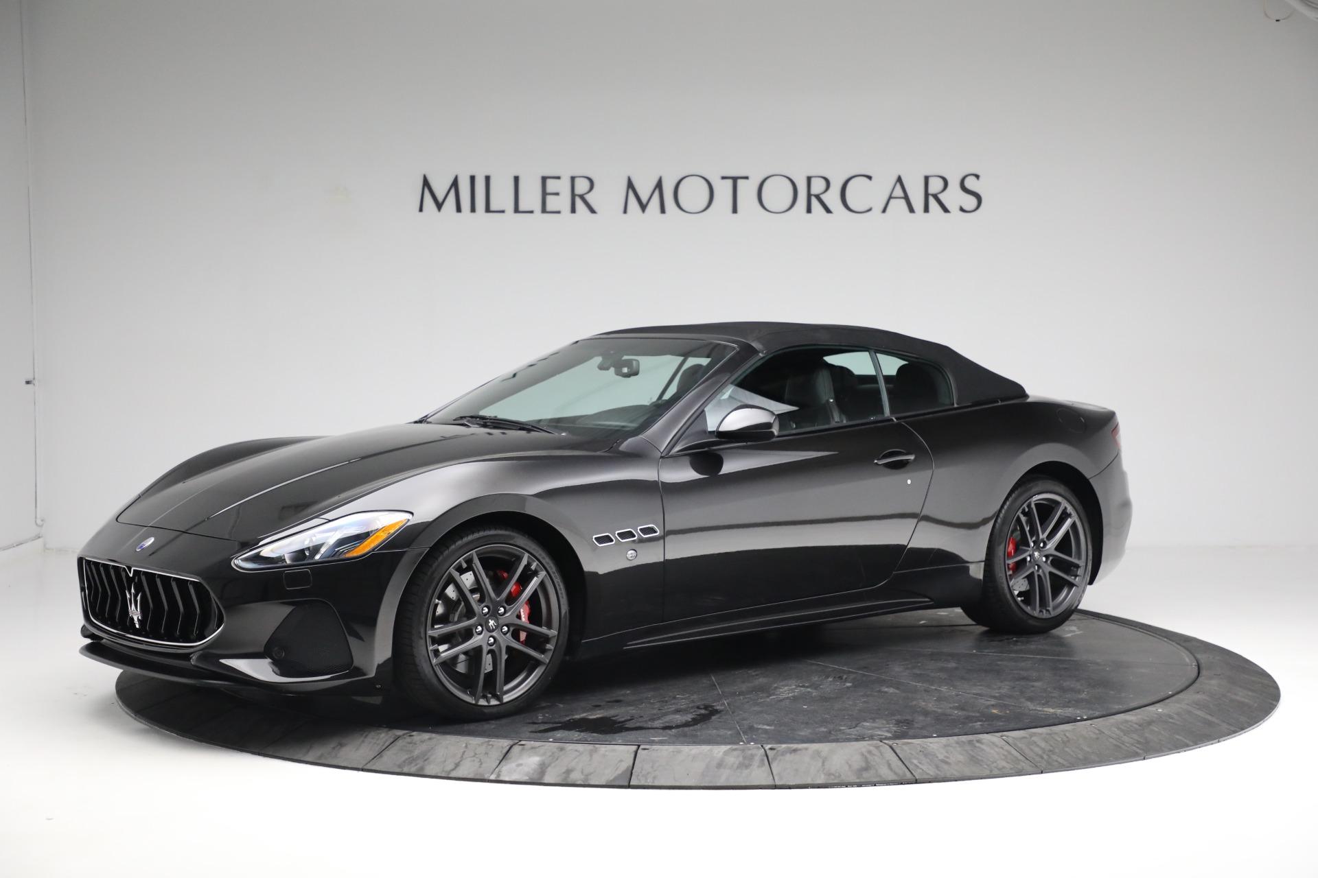 New 2018 Maserati GranTurismo Sport Convertible For Sale In Greenwich, CT 1863_p14