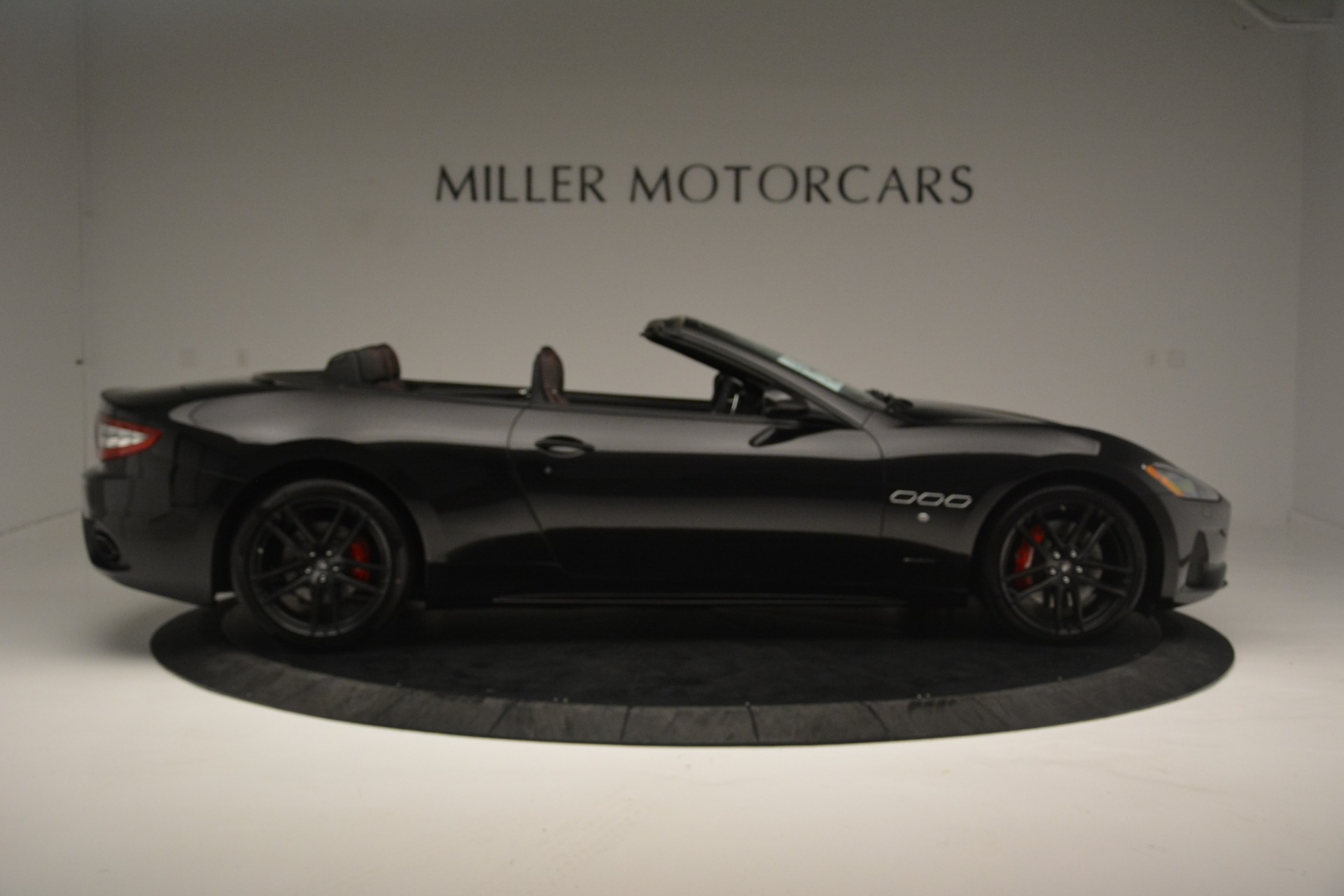 New 2018 Maserati GranTurismo Sport Convertible For Sale In Greenwich, CT 1863_p23