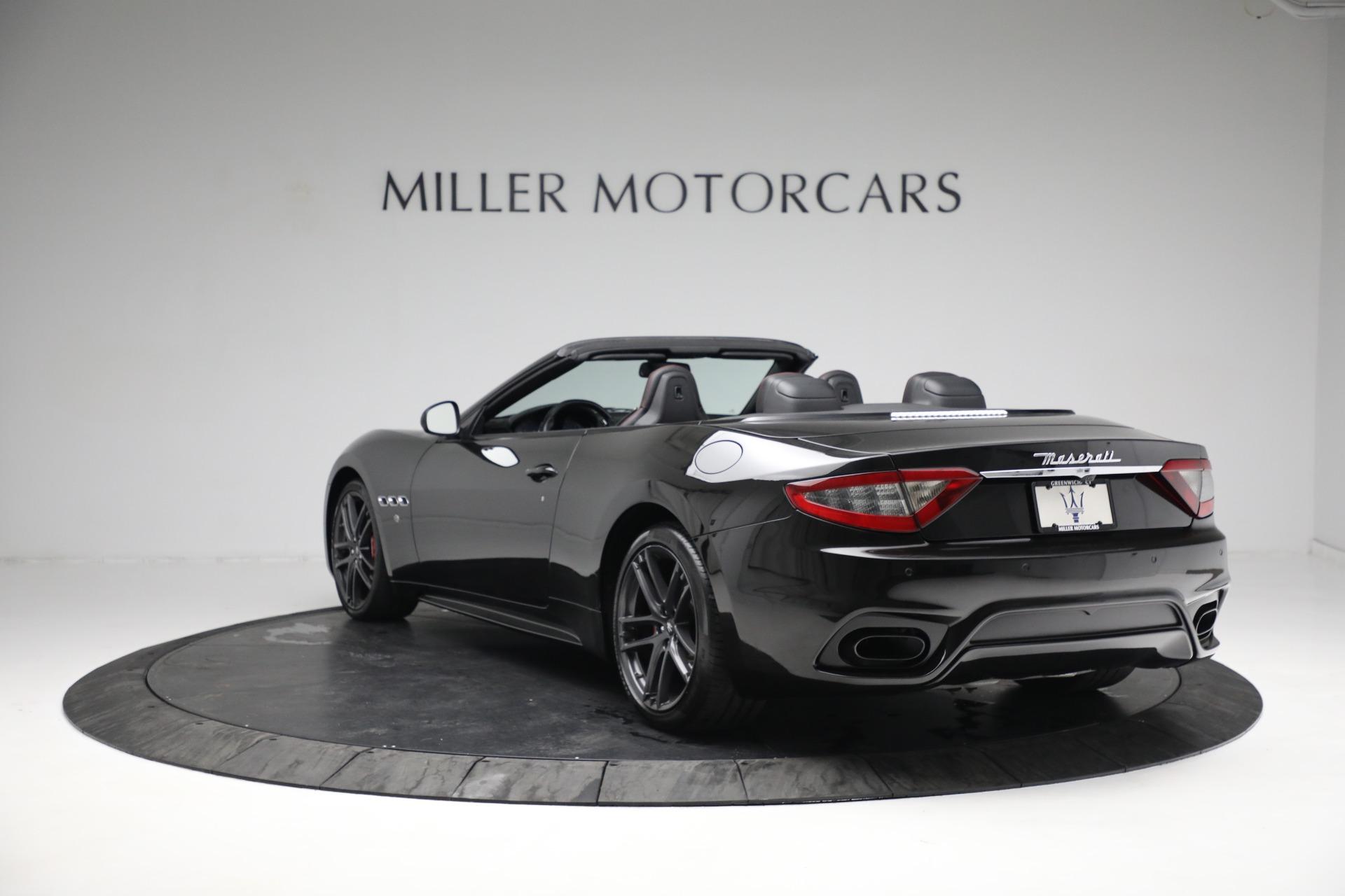 New 2018 Maserati GranTurismo Sport Convertible For Sale In Greenwich, CT 1863_p5