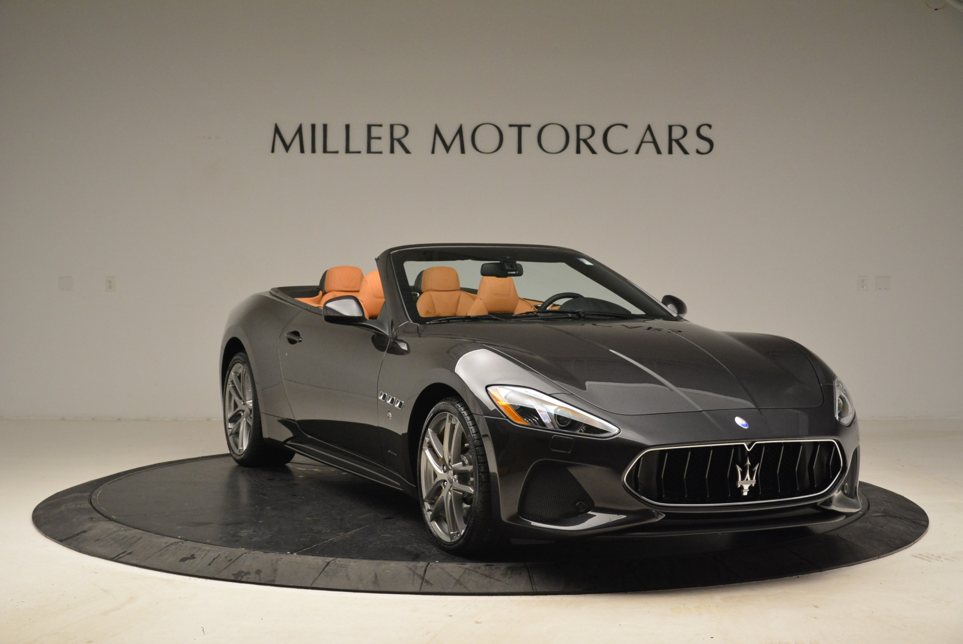 Used 2018 Maserati GranTurismo Sport Convertible For Sale In Greenwich, CT 1865_p10