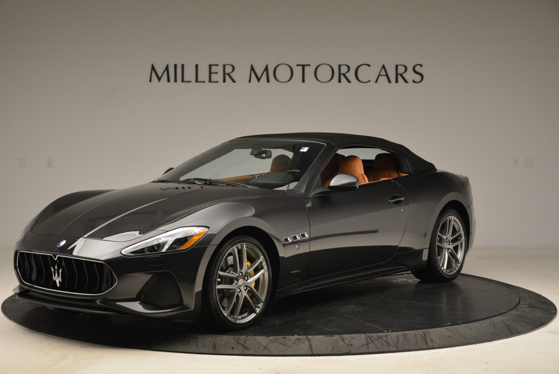 Used 2018 Maserati GranTurismo Sport Convertible For Sale In Greenwich, CT 1865_p12