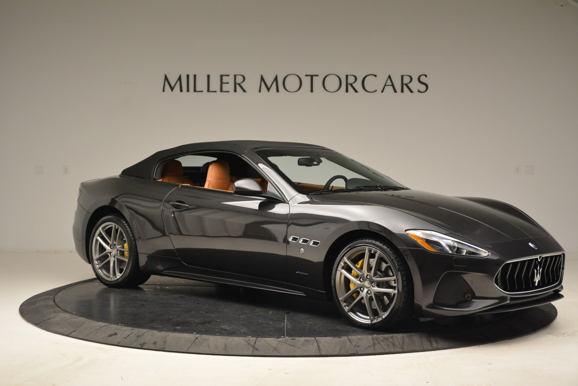 Used 2018 Maserati GranTurismo Sport Convertible For Sale In Greenwich, CT 1865_p20