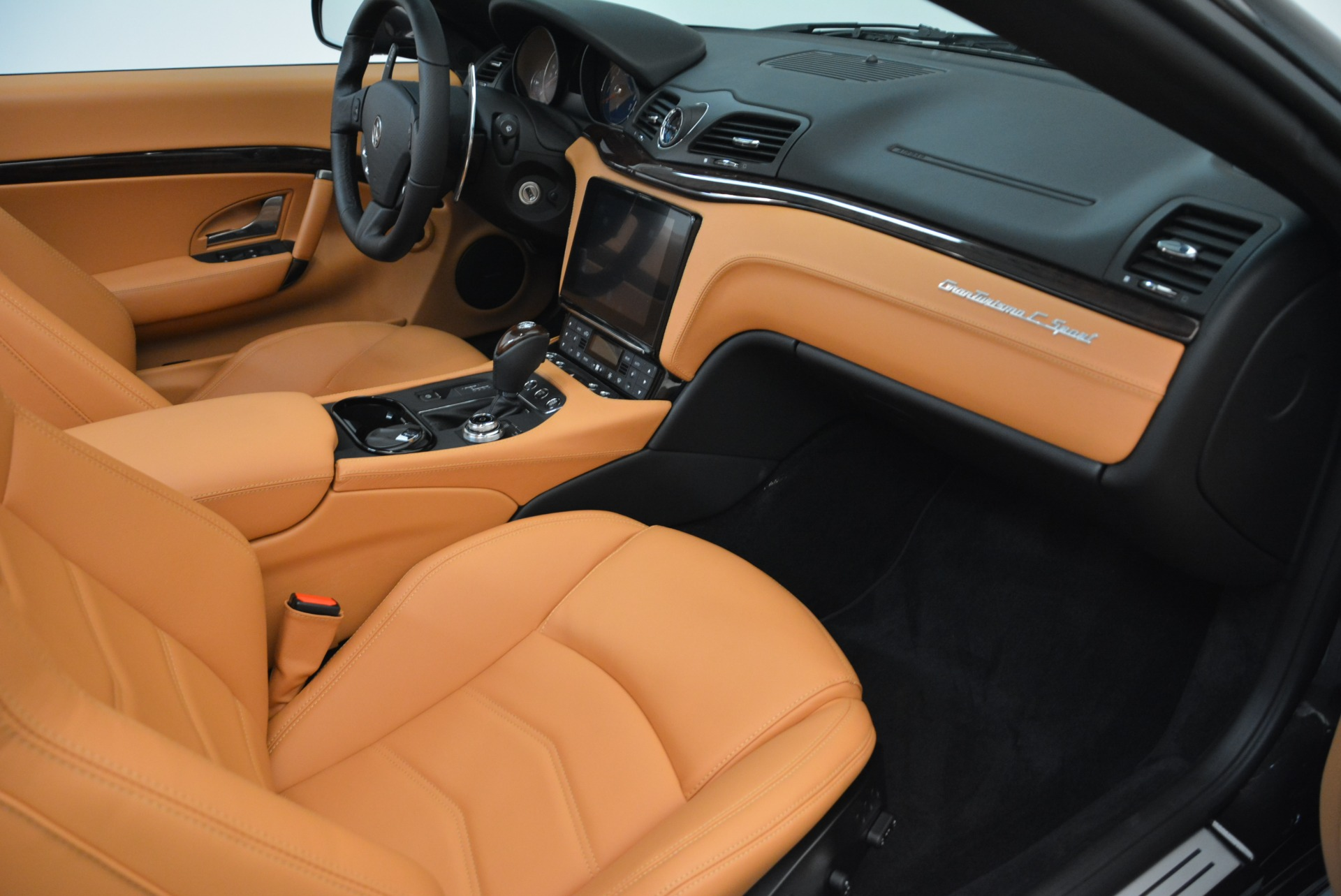 Used 2018 Maserati GranTurismo Sport Convertible For Sale In Greenwich, CT 1865_p31