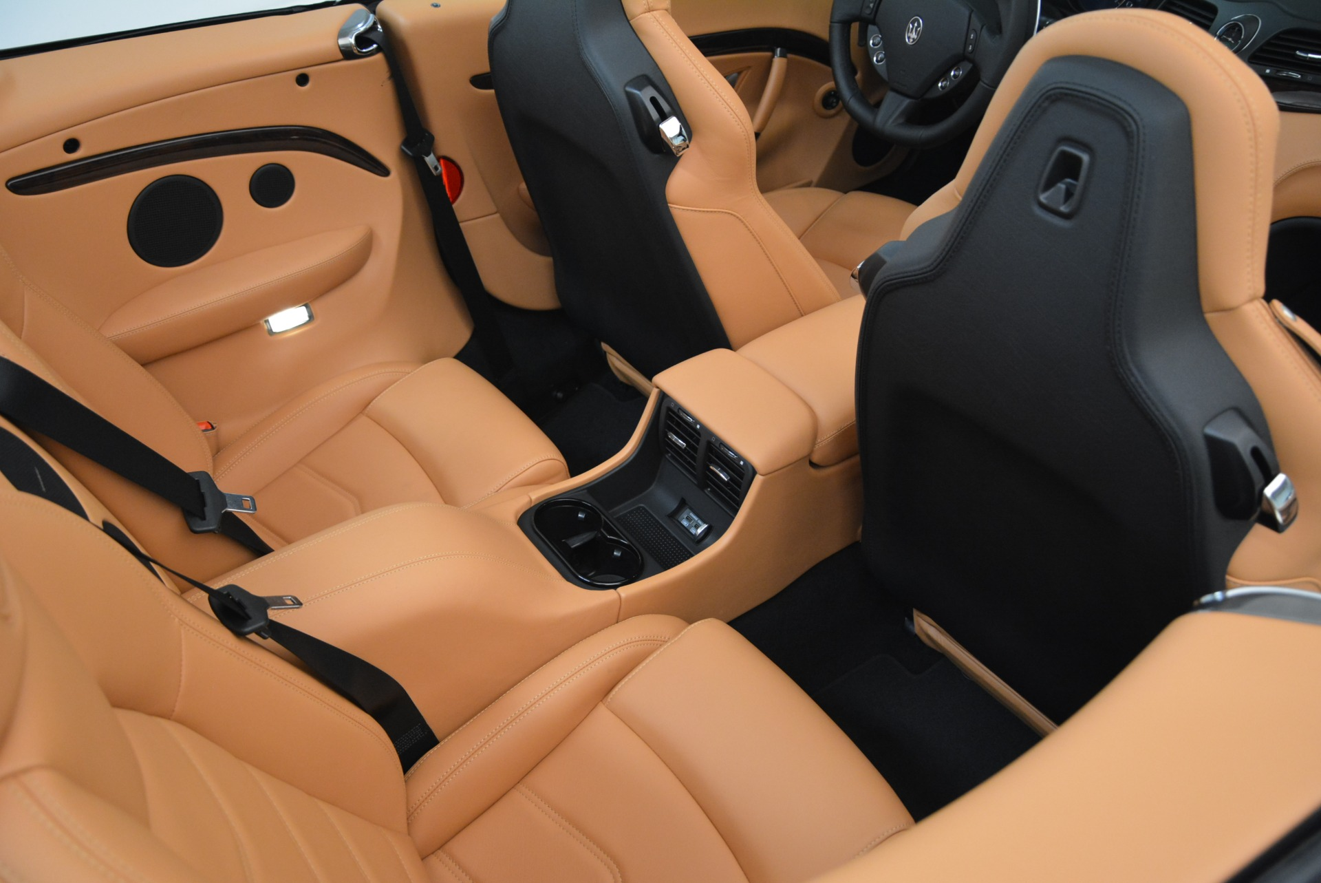 Used 2018 Maserati GranTurismo Sport Convertible For Sale In Greenwich, CT 1865_p34
