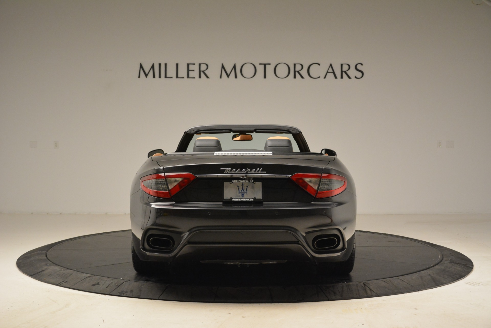 Used 2018 Maserati GranTurismo Sport Convertible For Sale In Greenwich, CT 1865_p5