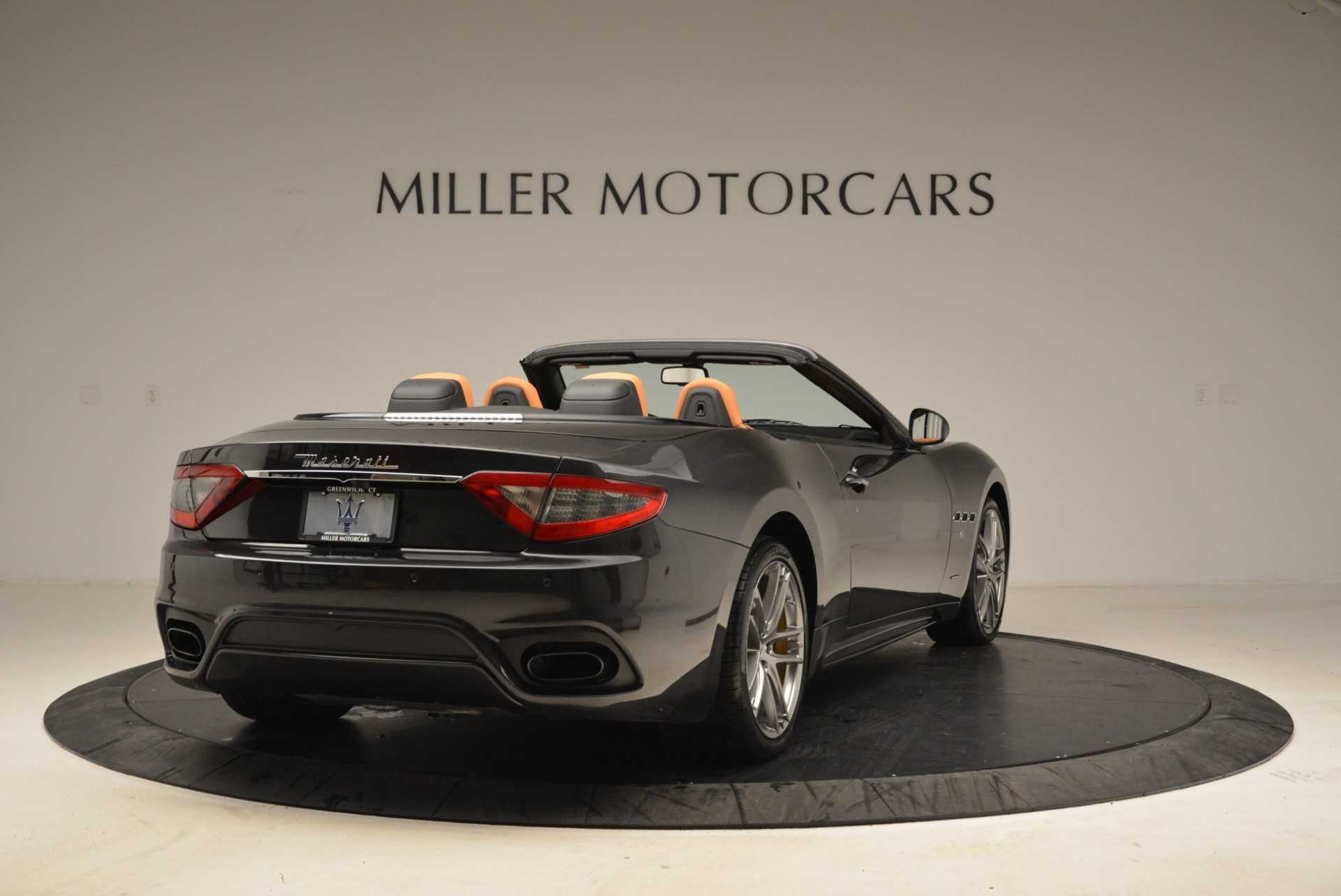 Used 2018 Maserati GranTurismo Sport Convertible For Sale In Greenwich, CT 1865_p6
