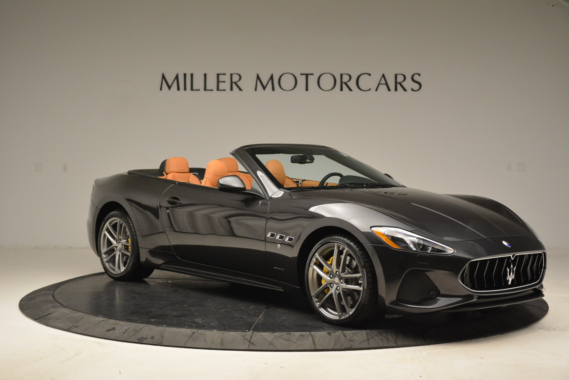 Used 2018 Maserati GranTurismo Sport Convertible For Sale In Greenwich, CT 1865_p9