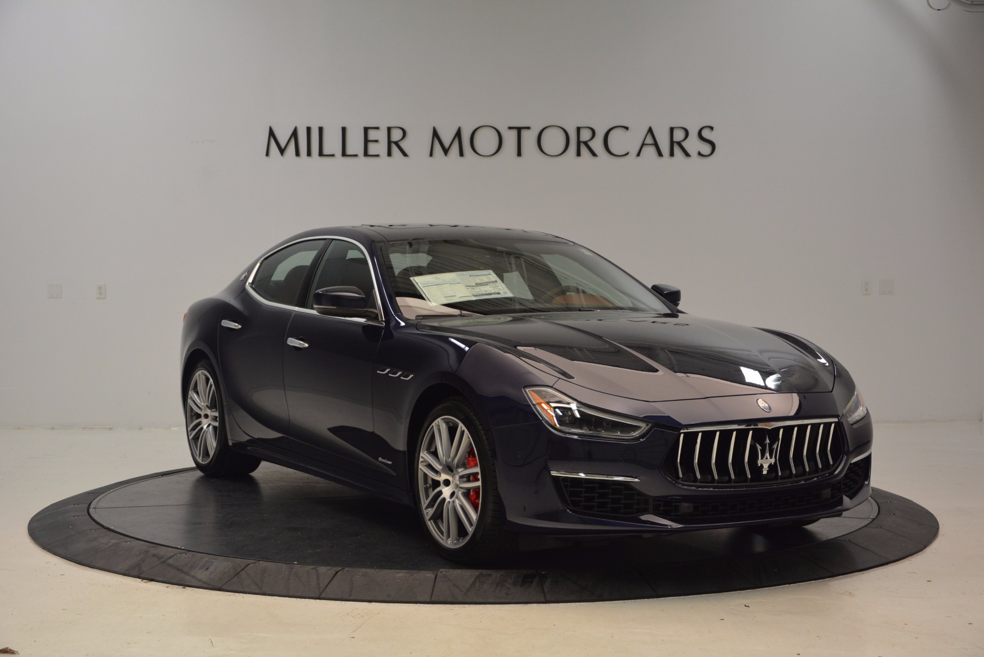 New 2018 Maserati Ghibli S Q4 GranLusso For Sale In Greenwich, CT 1866_p11