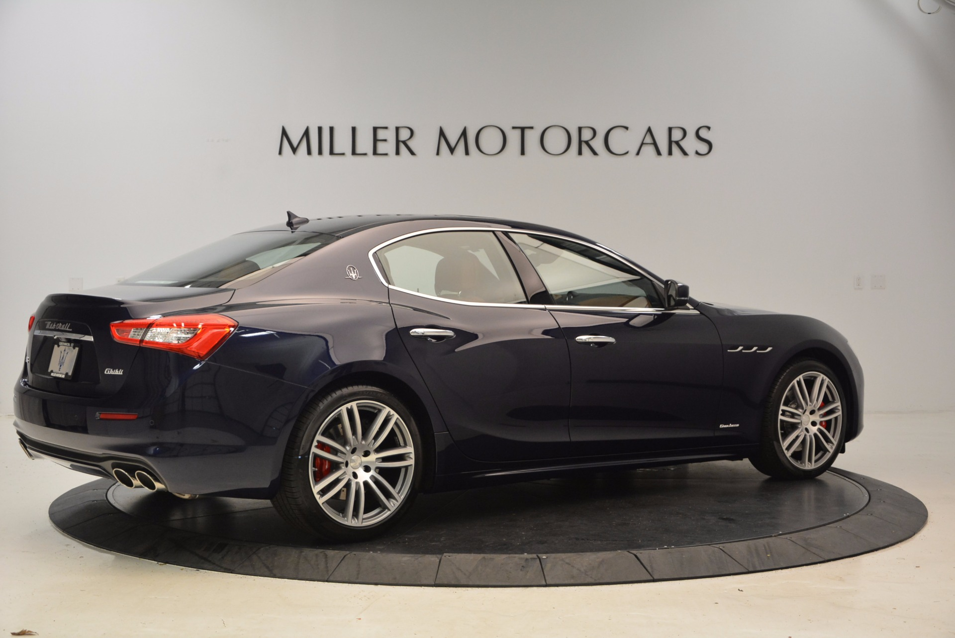 New 2018 Maserati Ghibli S Q4 GranLusso For Sale In Greenwich, CT 1866_p8