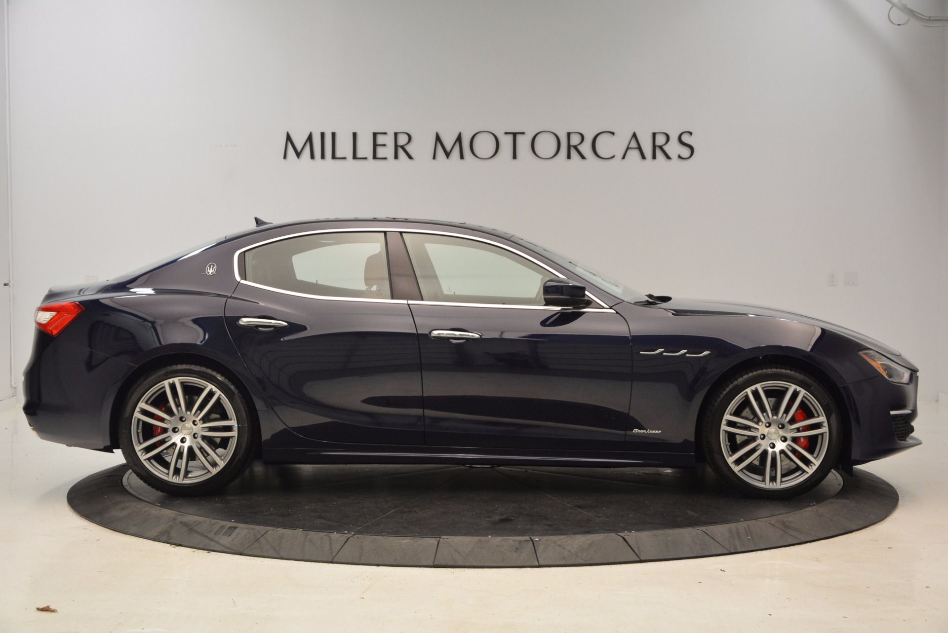 New 2018 Maserati Ghibli S Q4 GranLusso For Sale In Greenwich, CT 1866_p9