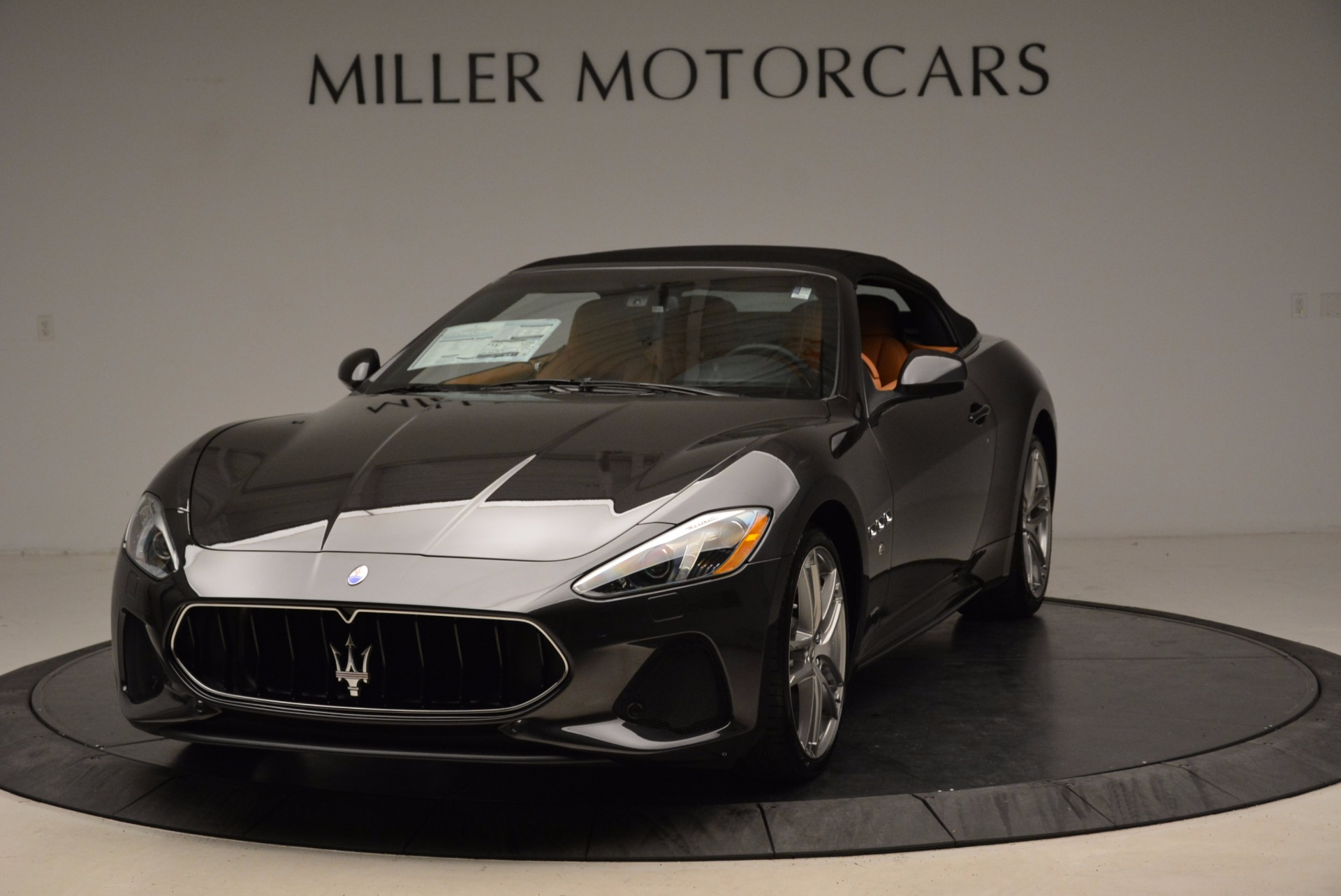 New 2018 Maserati GranTurismo Sport Convertible For Sale In Greenwich, CT 1869_main
