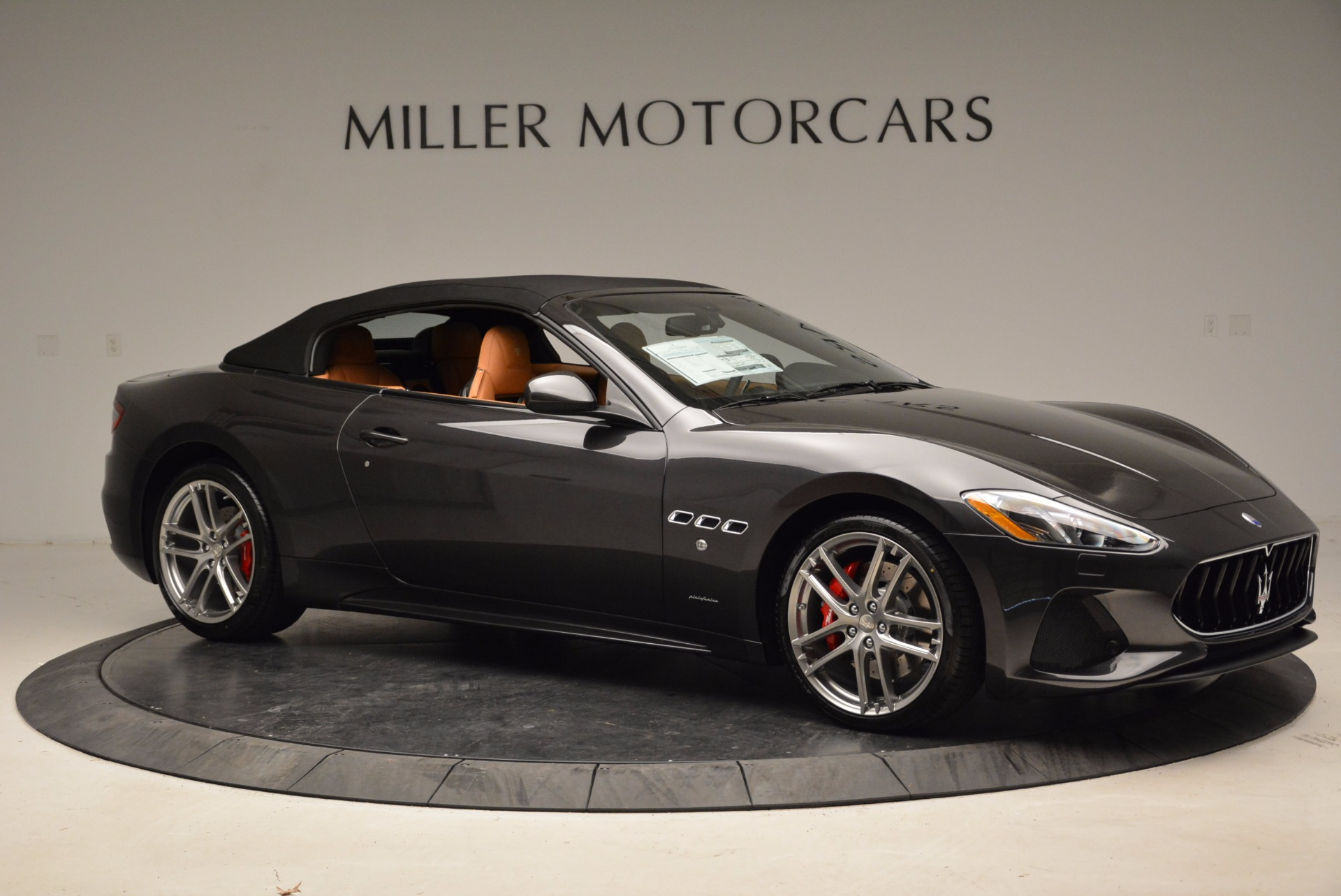 New 2018 Maserati GranTurismo Sport Convertible For Sale In Greenwich, CT 1869_p10
