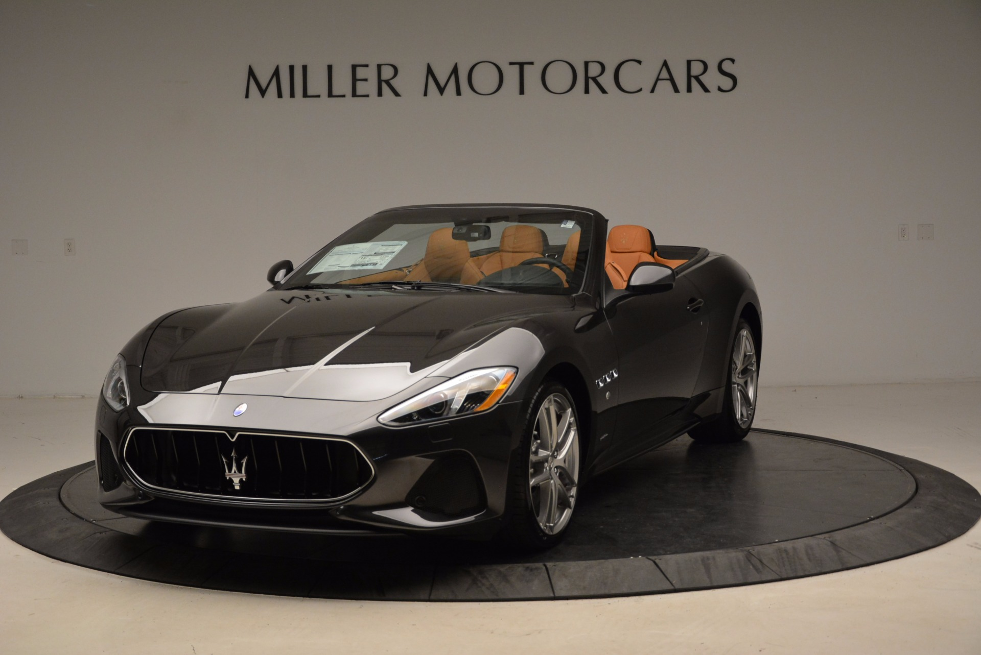 New 2018 Maserati GranTurismo Sport Convertible For Sale In Greenwich, CT 1869_p13
