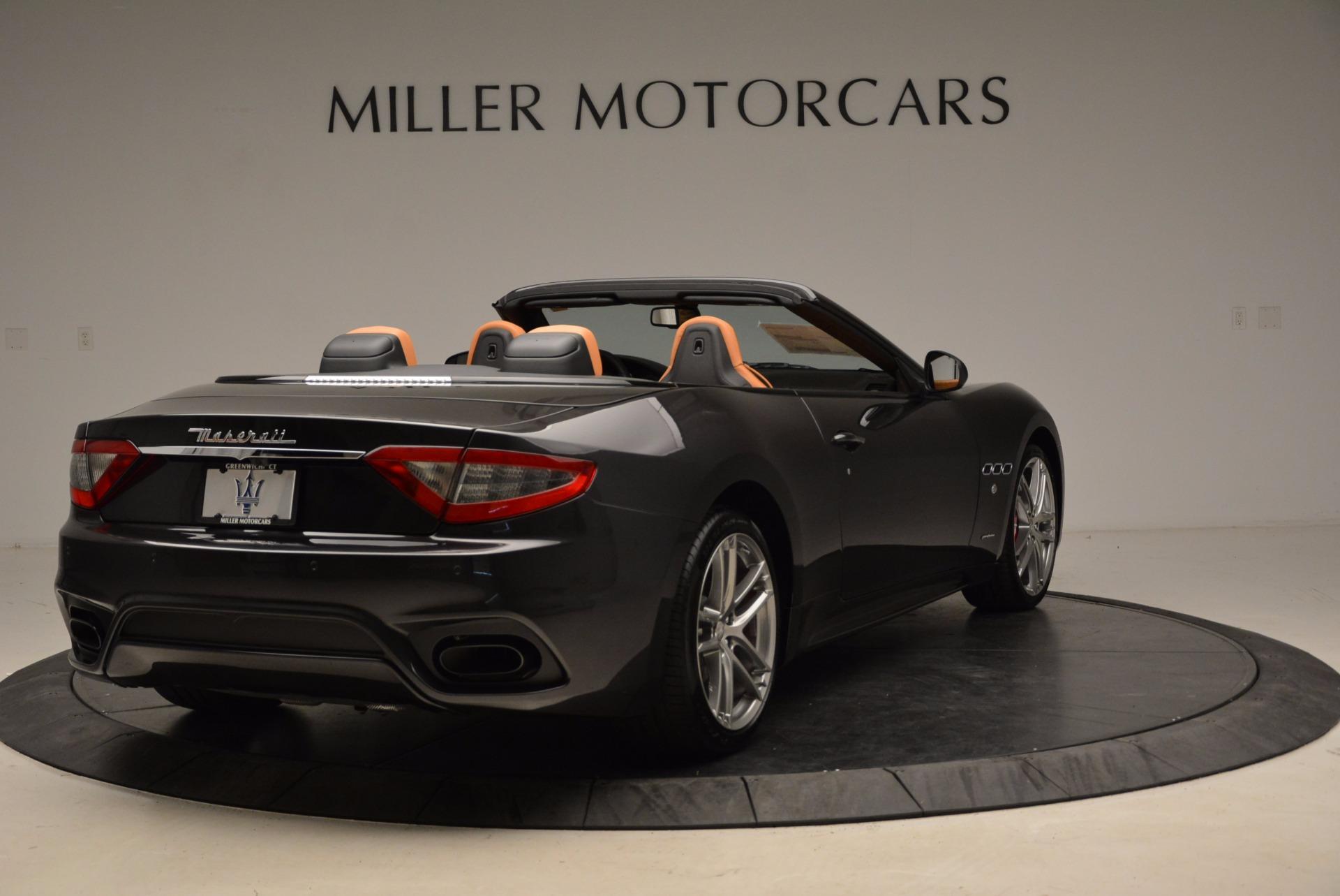 New 2018 Maserati GranTurismo Sport Convertible For Sale In Greenwich, CT 1869_p19