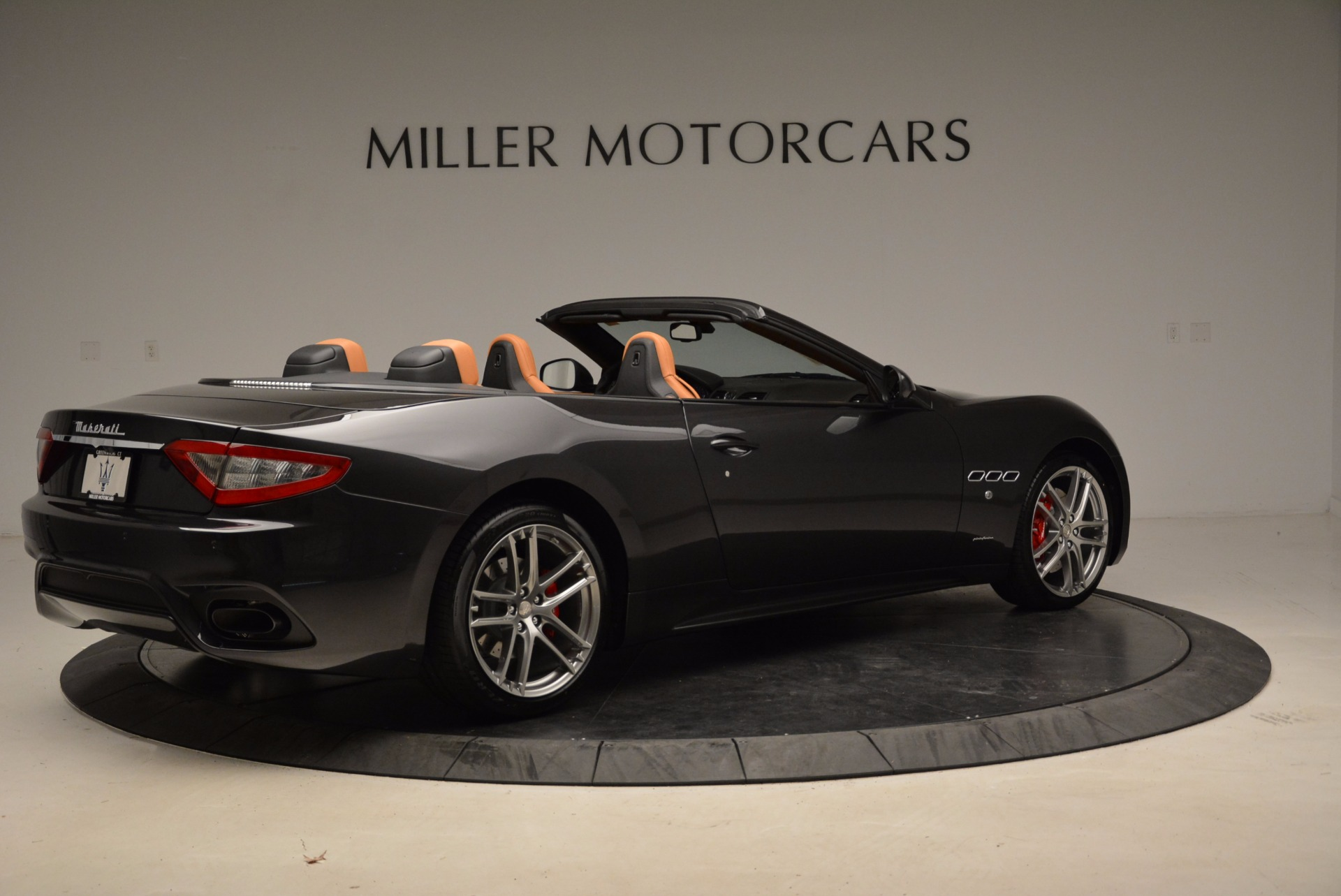 New 2018 Maserati GranTurismo Sport Convertible For Sale In Greenwich, CT 1869_p20