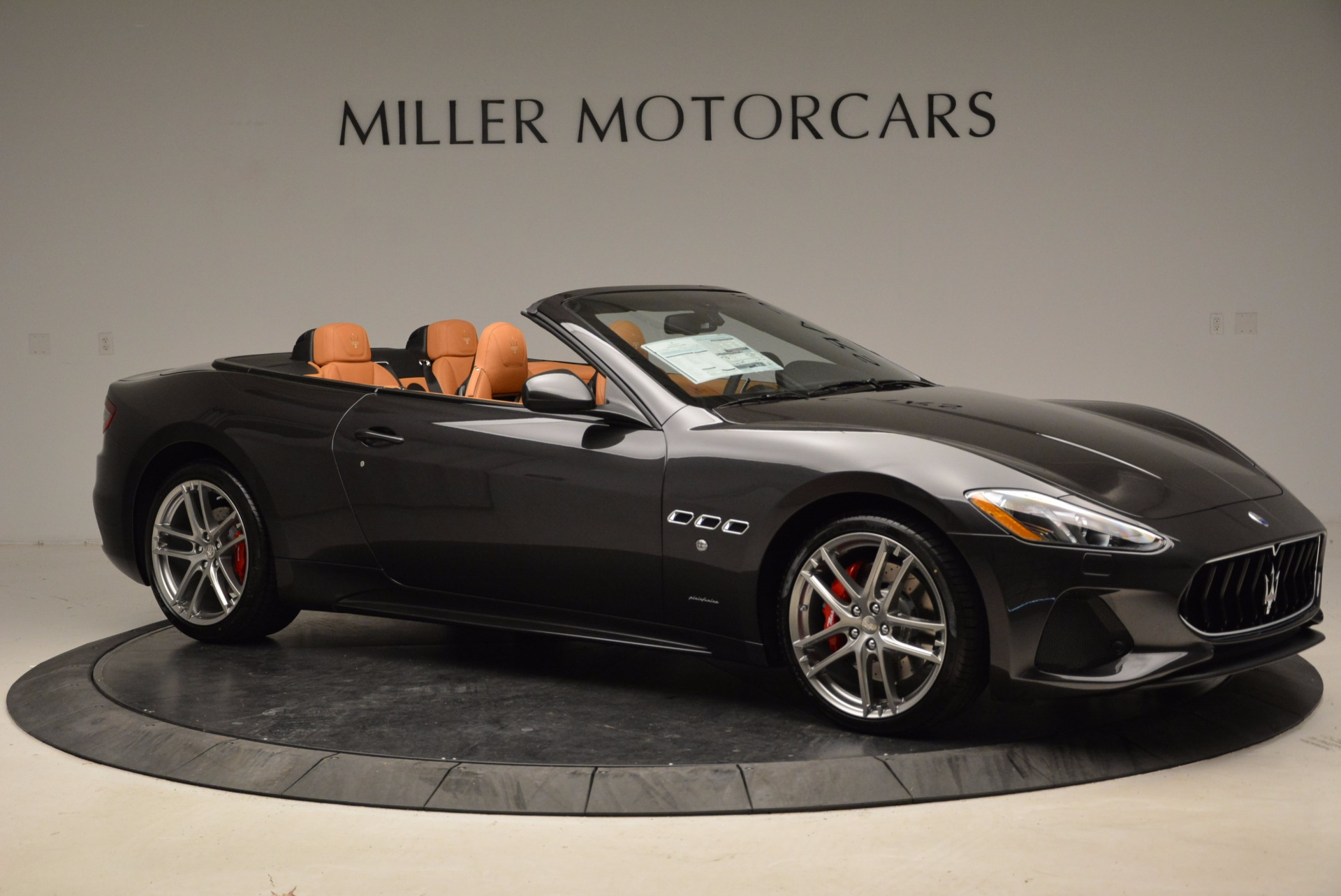 New 2018 Maserati GranTurismo Sport Convertible For Sale In Greenwich, CT 1869_p22