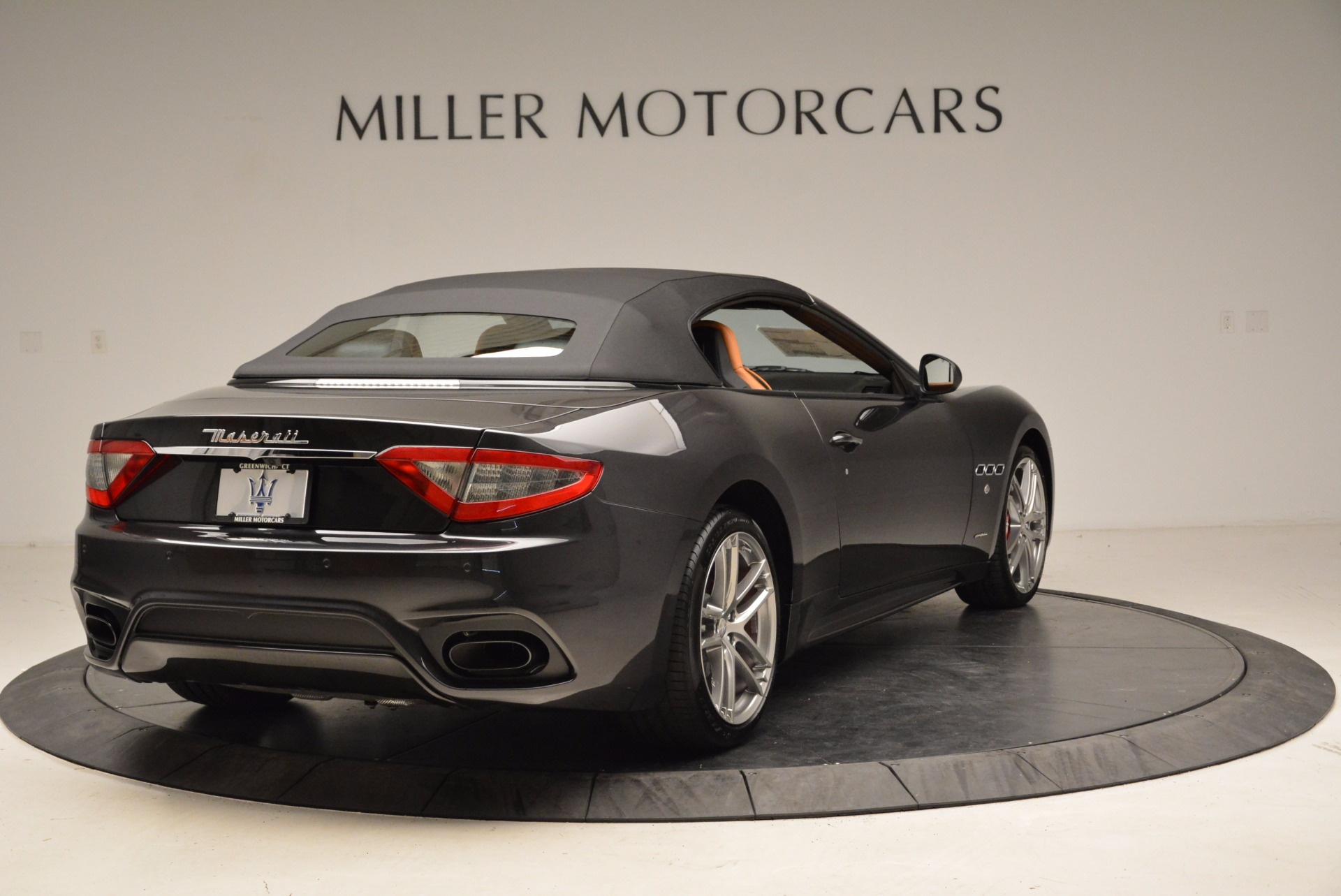 New 2018 Maserati GranTurismo Sport Convertible For Sale In Greenwich, CT 1869_p7
