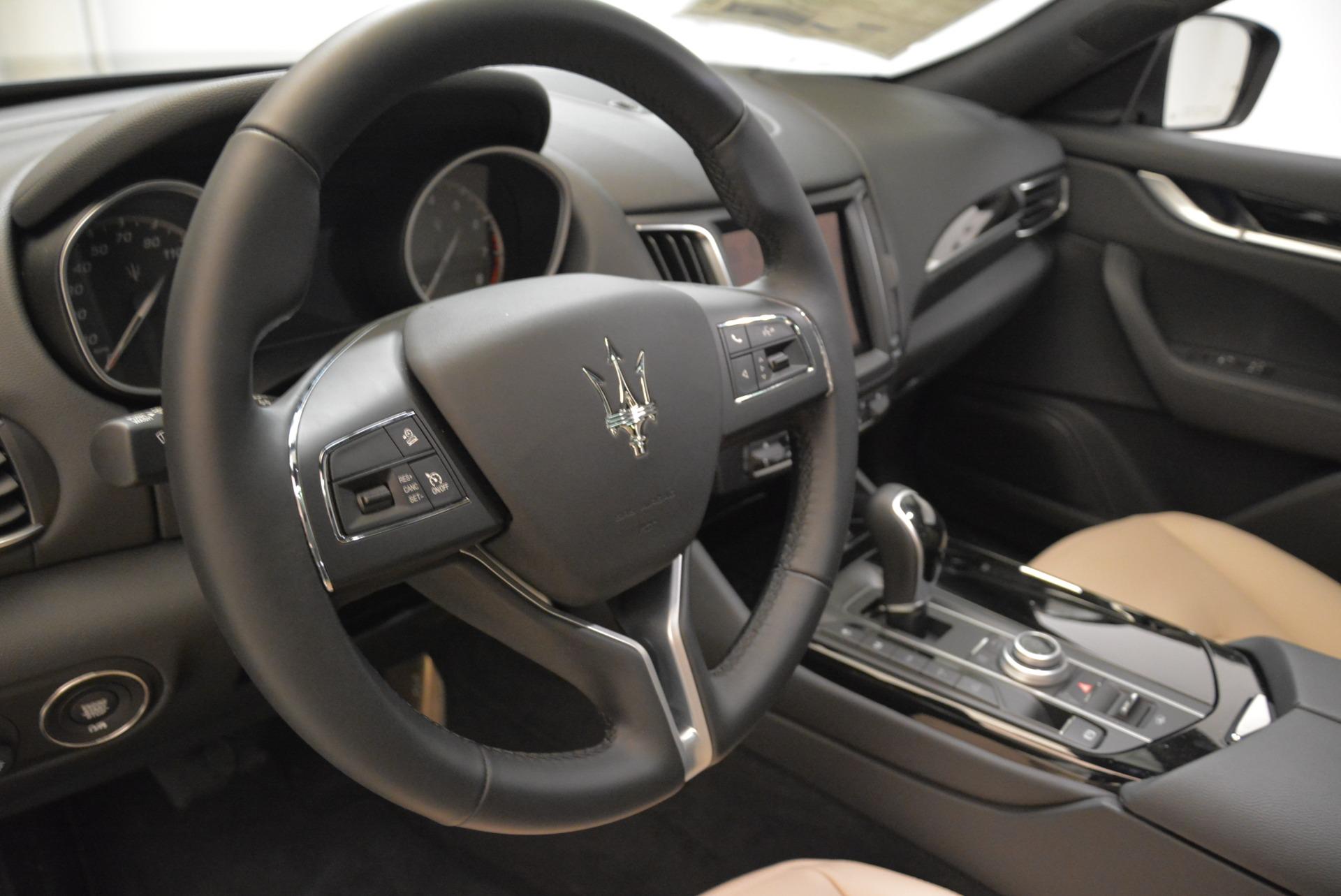 New 2017 Maserati Levante Q4 For Sale In Greenwich, CT 1872_p16
