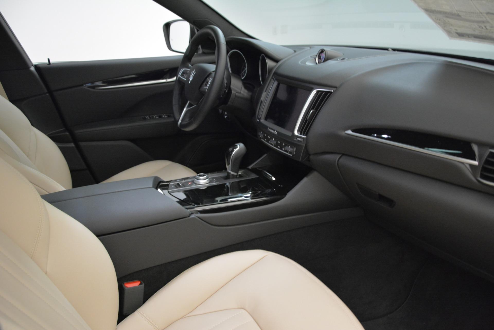 New 2017 Maserati Levante Q4 For Sale In Greenwich, CT 1872_p22