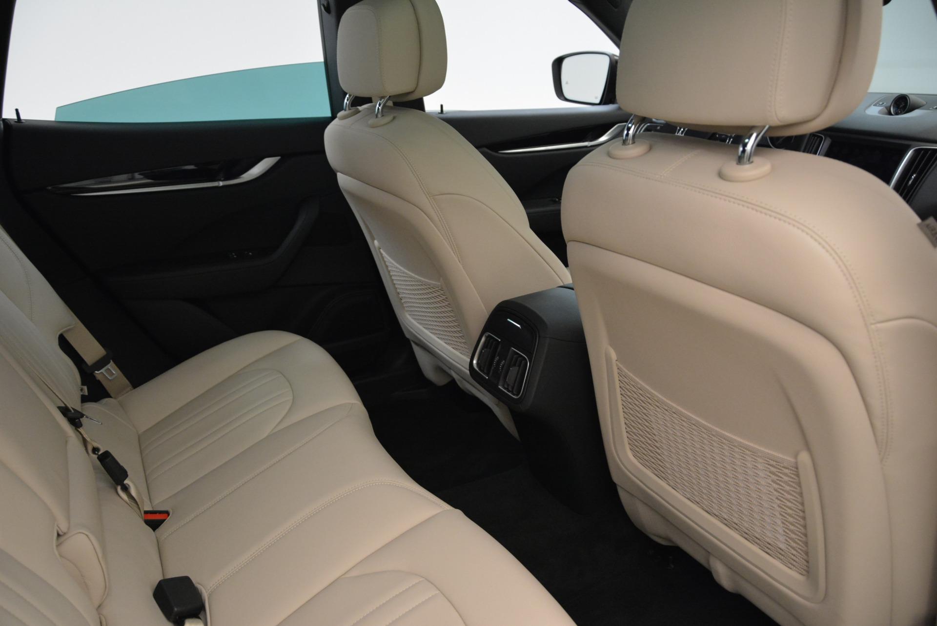 New 2017 Maserati Levante Q4 For Sale In Greenwich, CT 1872_p25