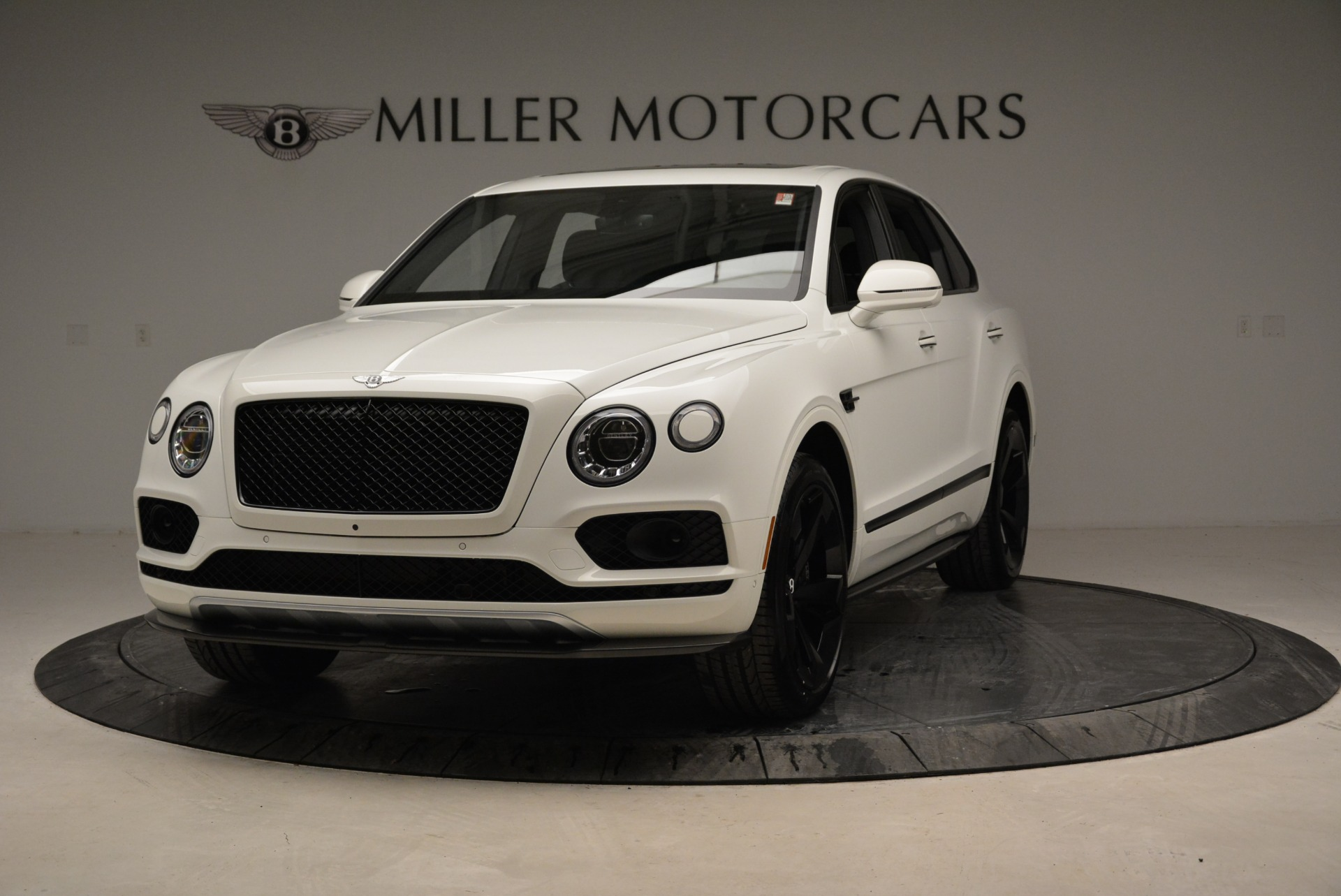 New 2018 Bentley Bentayga Black Edition For Sale In Greenwich, CT 1874_main