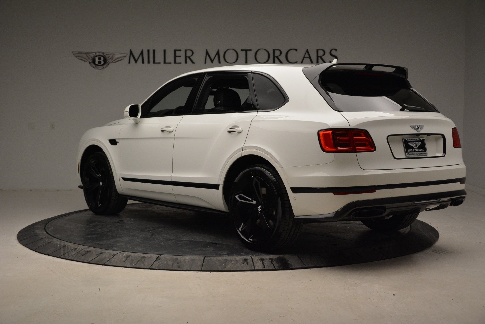New 2018 Bentley Bentayga Black Edition For Sale In Greenwich, CT 1874_p4