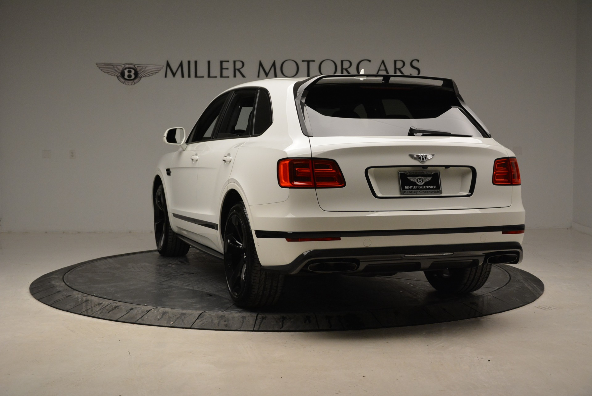 New 2018 Bentley Bentayga Black Edition For Sale In Greenwich, CT 1874_p5