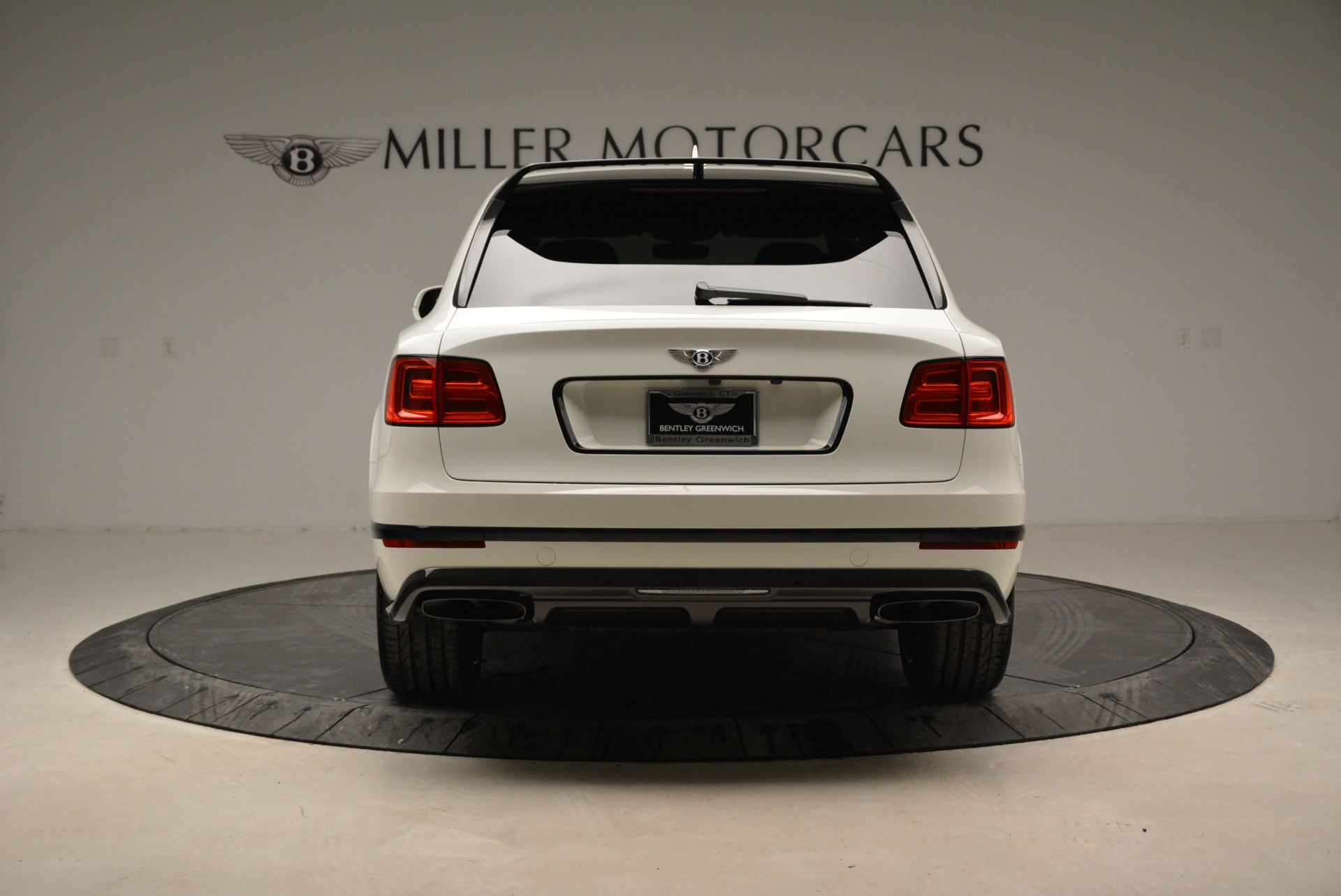 New 2018 Bentley Bentayga Black Edition For Sale In Greenwich, CT 1874_p6