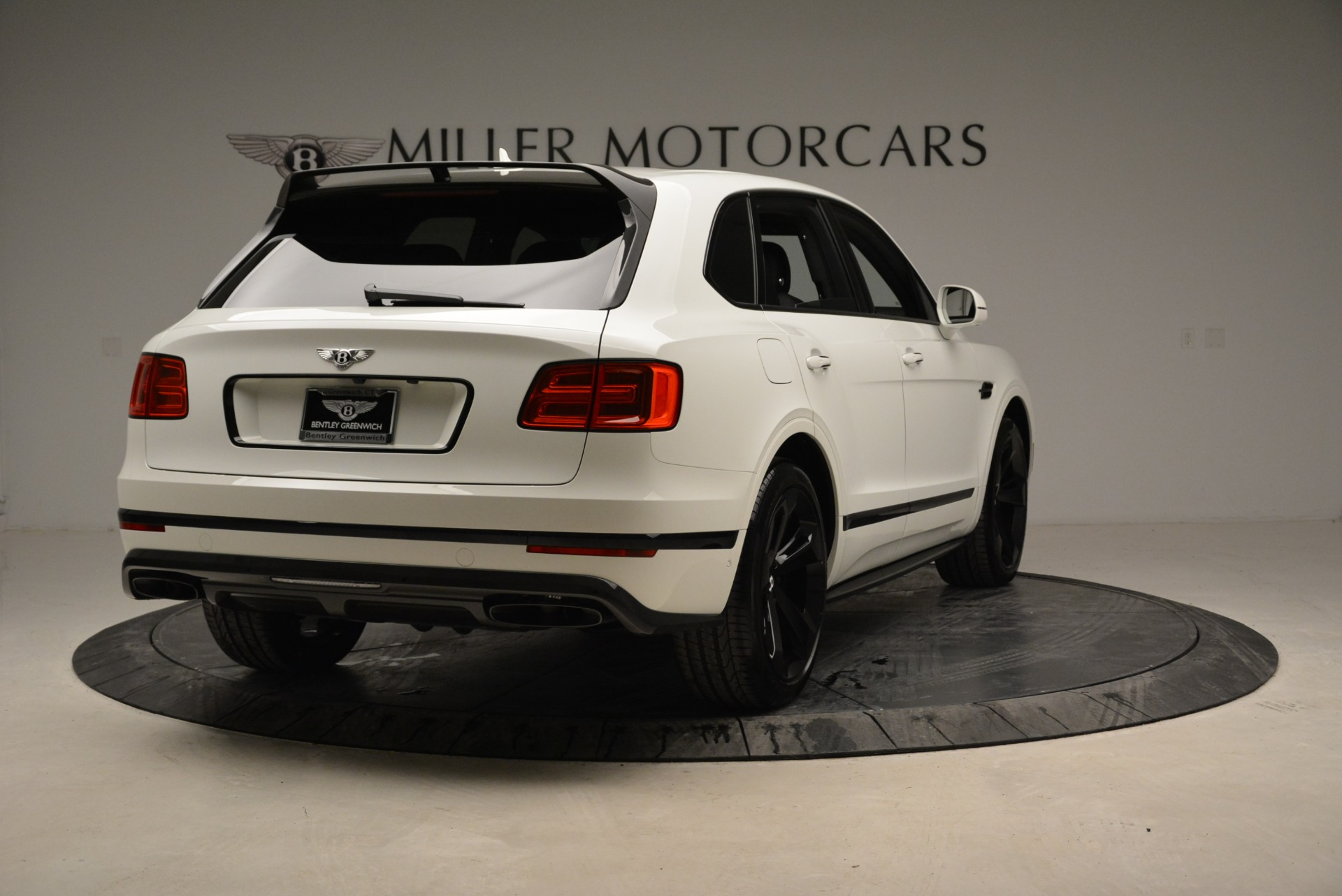 New 2018 Bentley Bentayga Black Edition For Sale In Greenwich, CT 1874_p7