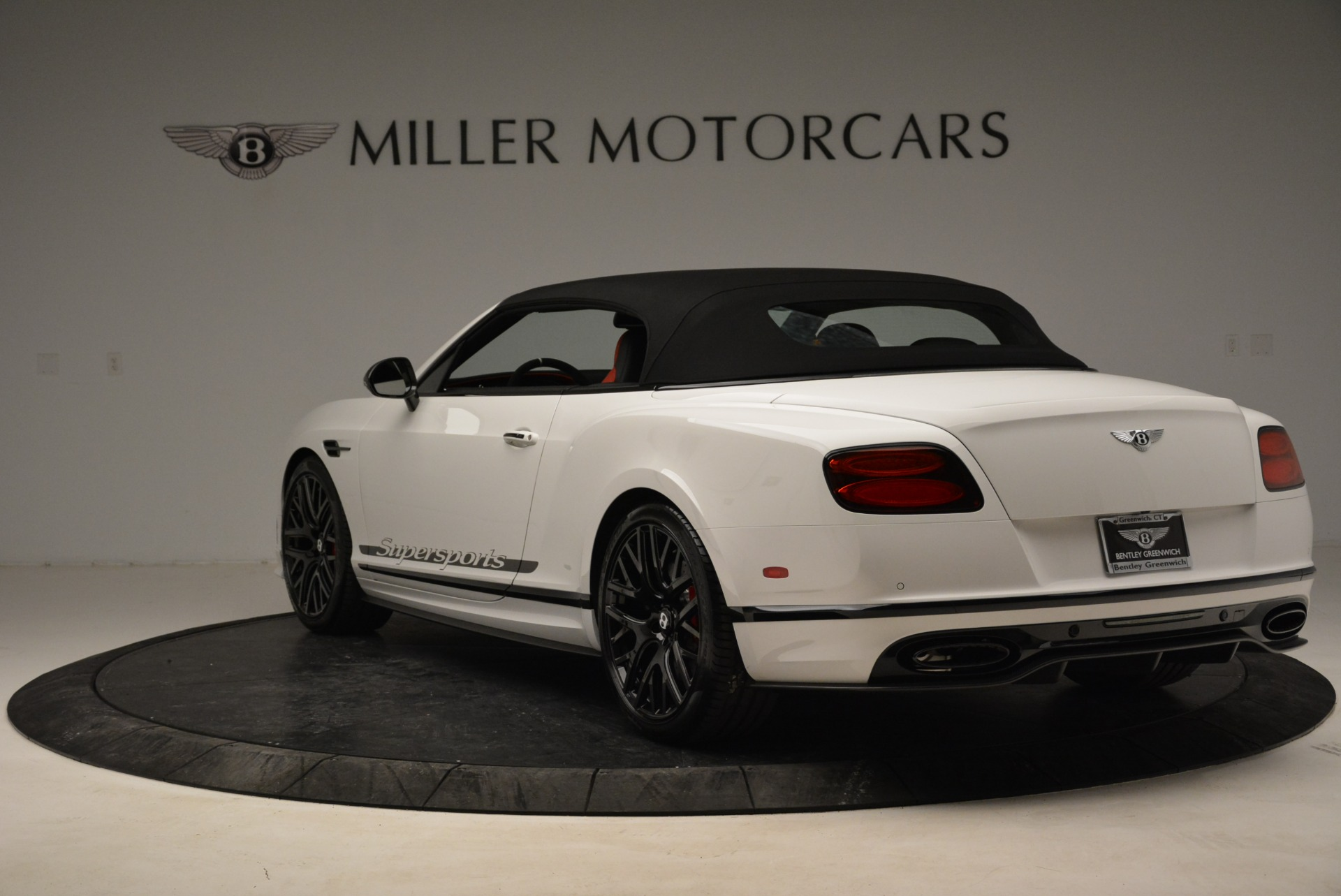 Used 2018 Bentley Continental GT Supersports Convertible For Sale In Greenwich, CT 1875_p15