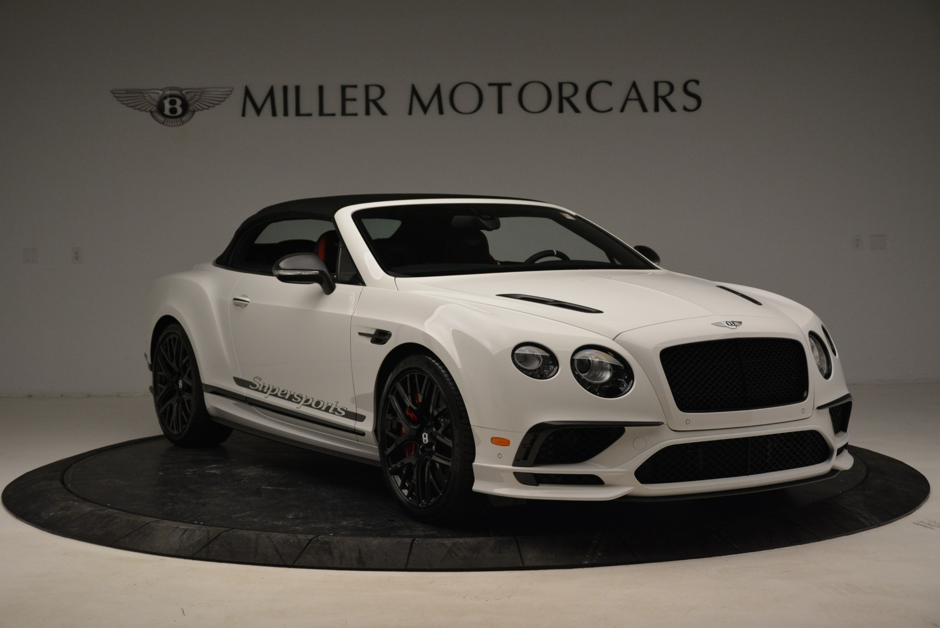 Used 2018 Bentley Continental GT Supersports Convertible For Sale In Greenwich, CT 1875_p19