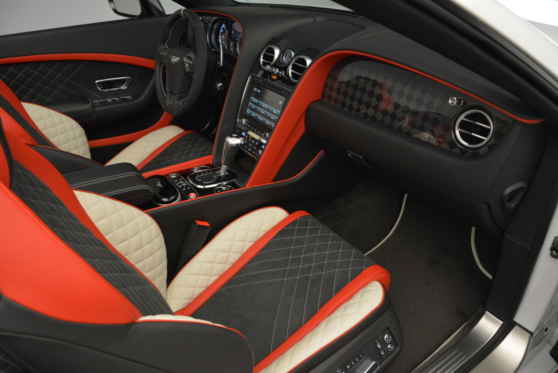 Used 2018 Bentley Continental GT Supersports Convertible For Sale In Greenwich, CT 1875_p29